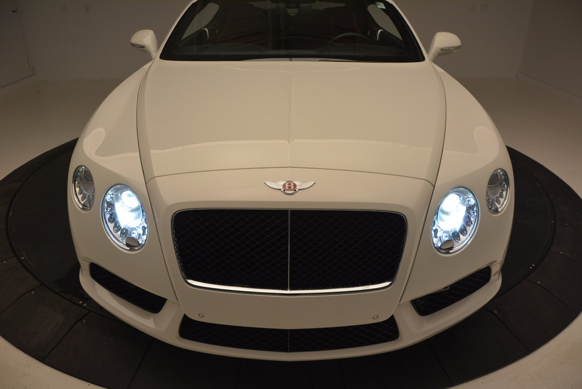 Used 2013 Bentley Continental GT V8 For Sale In Greenwich, CT 802_p16