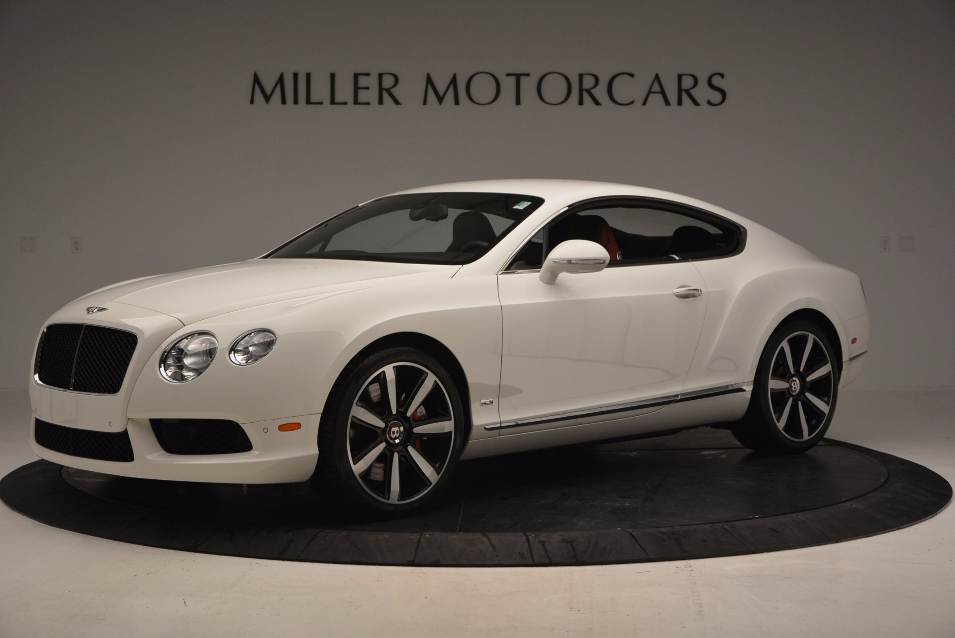 Used 2013 Bentley Continental GT V8 For Sale In Greenwich, CT 802_p2
