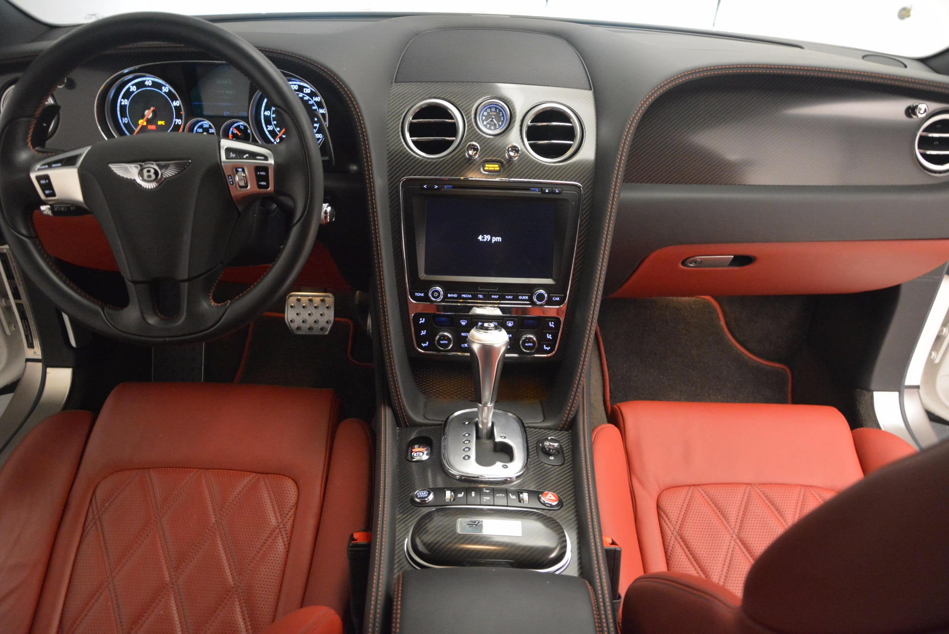 Used 2013 Bentley Continental GT V8 For Sale In Greenwich, CT 802_p42