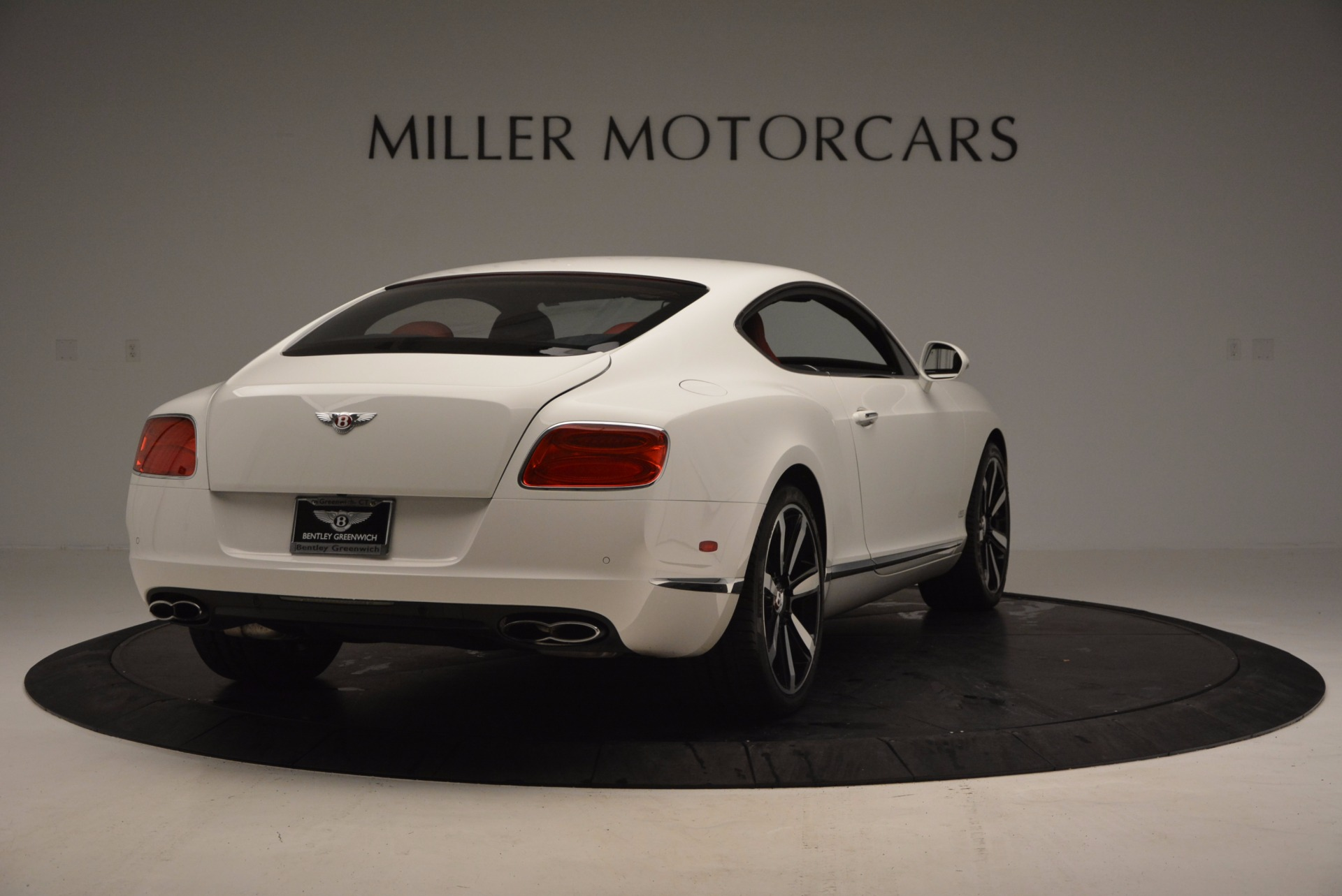Used 2013 Bentley Continental GT V8 For Sale In Greenwich, CT 802_p7