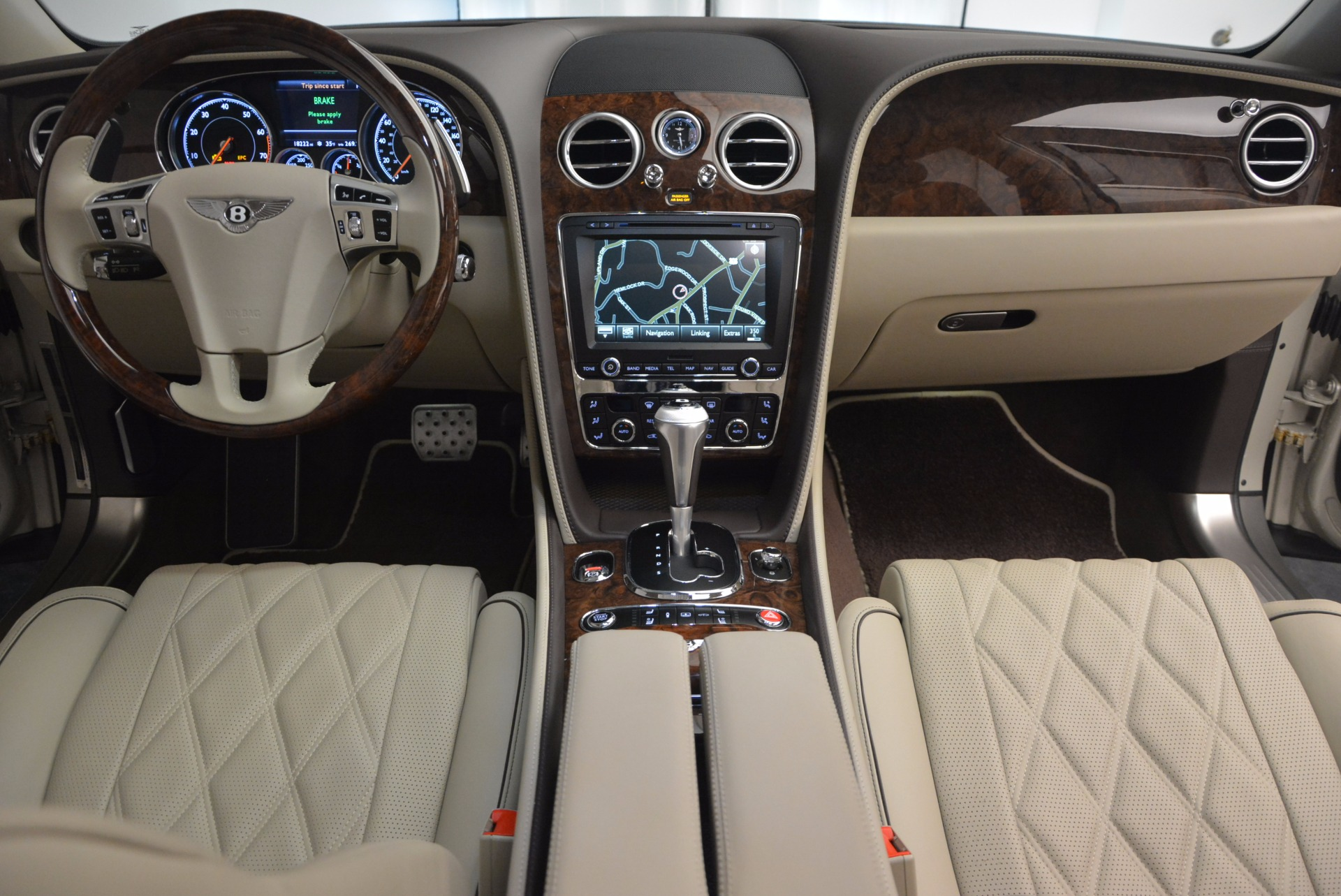 Used 2016 Bentley Flying Spur W12  For Sale In Greenwich, CT 804_p55