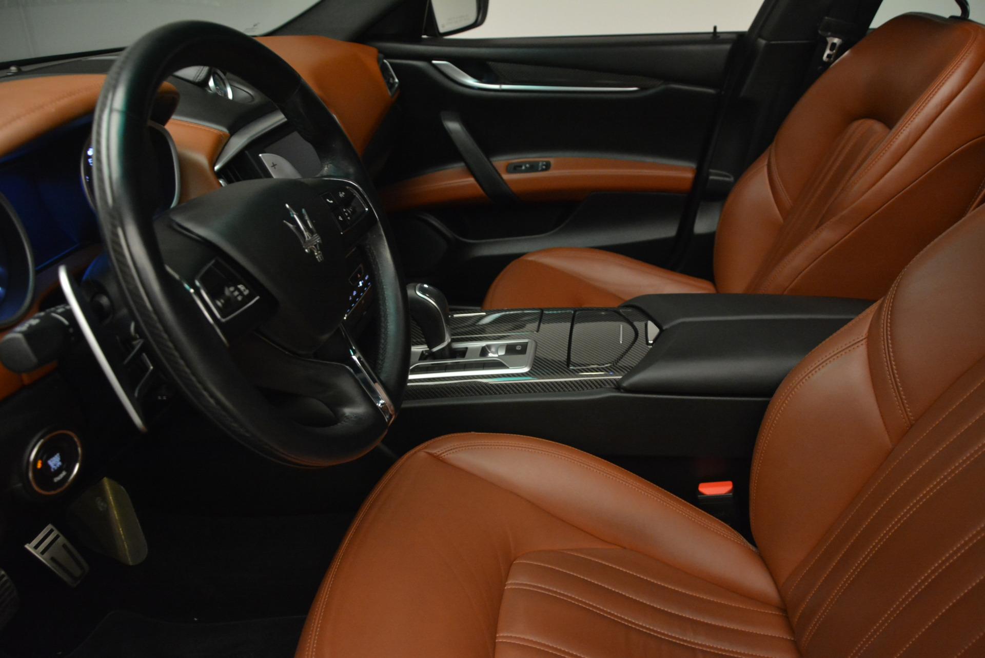 Used 2014 Maserati Ghibli S Q4 For Sale In Greenwich, CT 805_p14