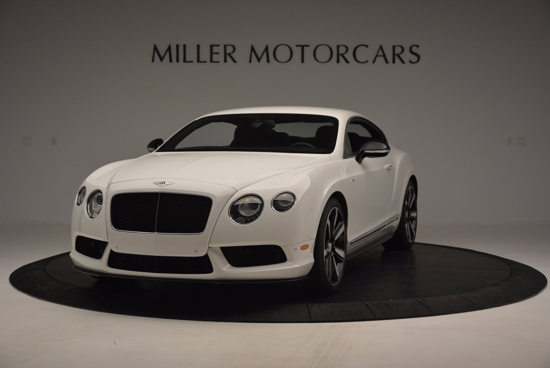 Used 2014 Bentley Continental GT V8 S For Sale In Greenwich, CT 806_main