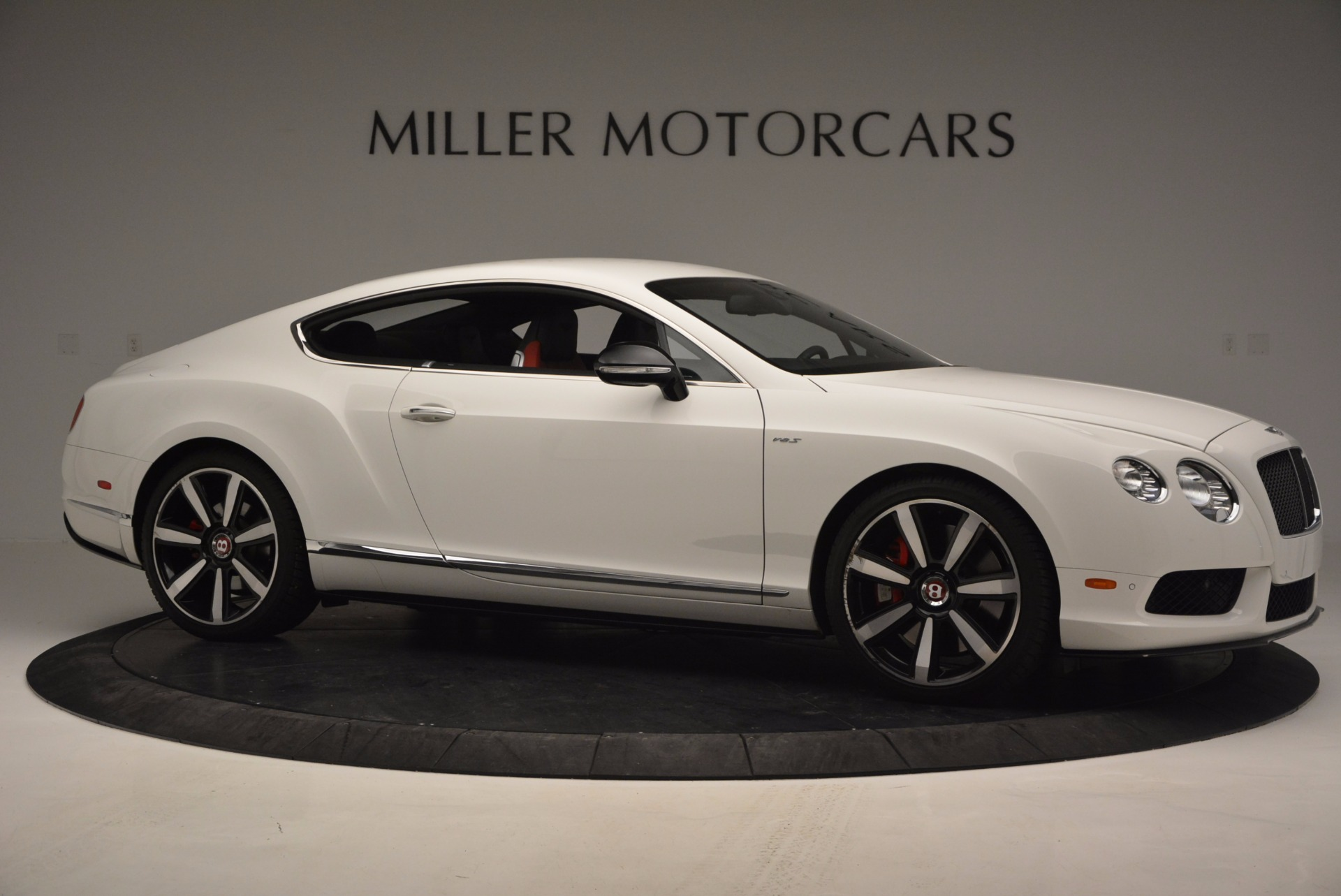 Used 2014 Bentley Continental GT V8 S For Sale In Greenwich, CT 806_p10
