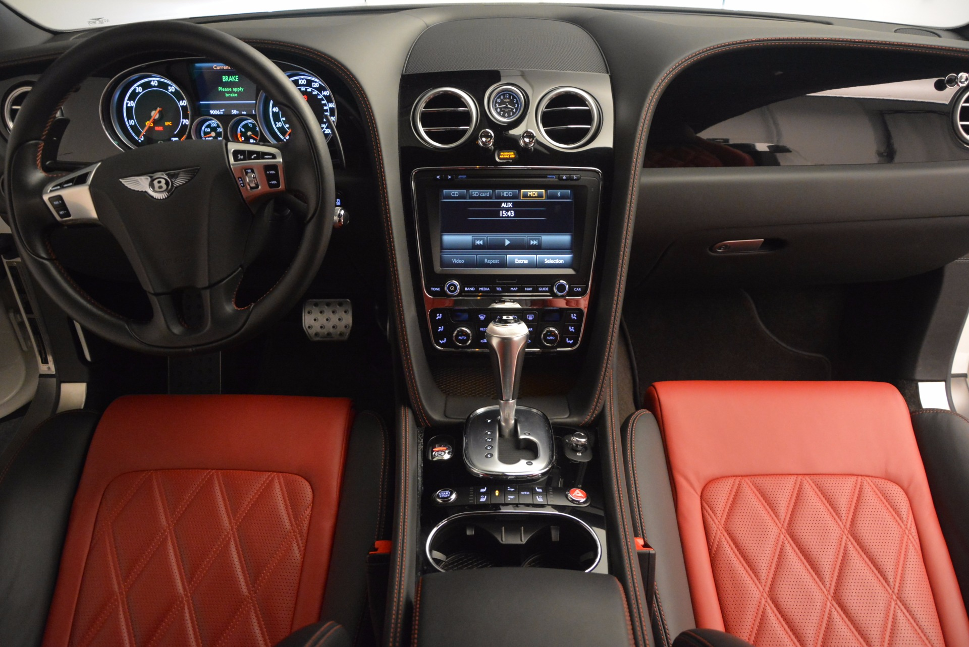 Used 2014 Bentley Continental GT V8 S For Sale In Greenwich, CT 806_p41