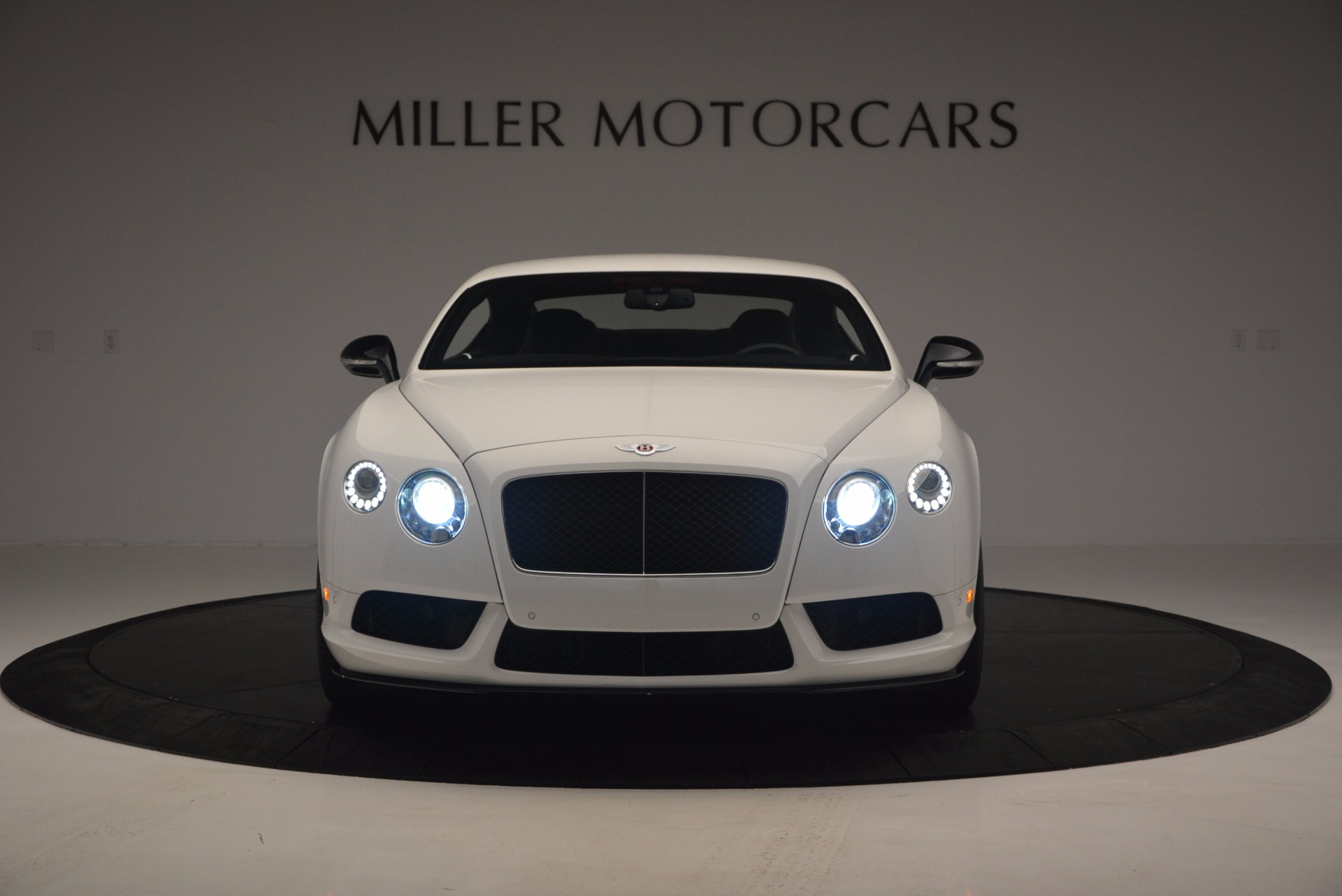 Used 2014 Bentley Continental GT V8 S For Sale In Greenwich, CT 806_p46
