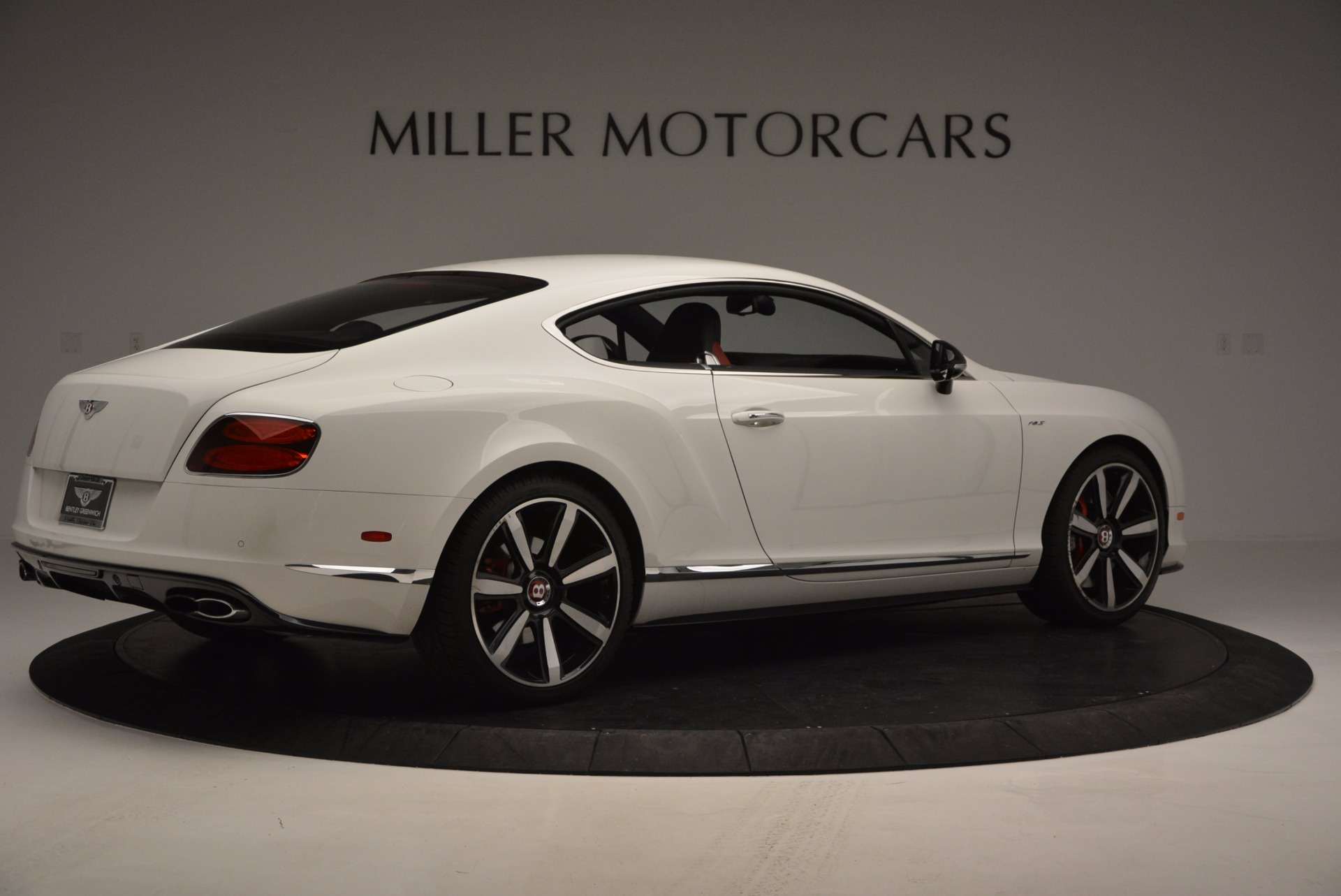 Used 2014 Bentley Continental GT V8 S For Sale In Greenwich, CT 806_p8