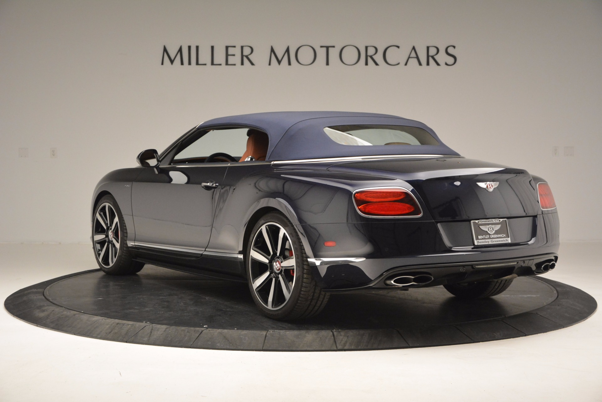 Used 2015 Bentley Continental GT V8 S For Sale In Greenwich, CT 807_p17