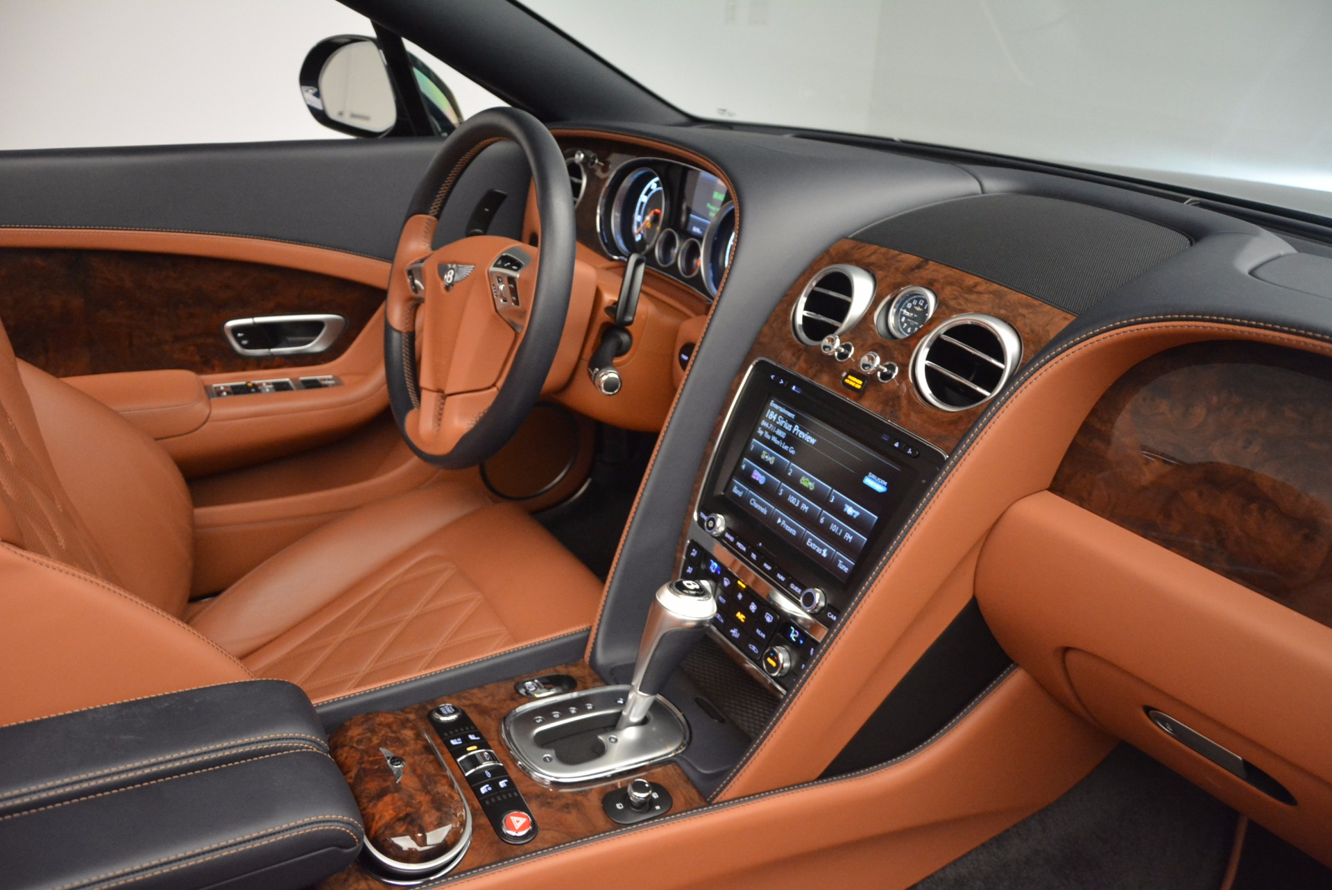 Used 2015 Bentley Continental GT V8 S For Sale In Greenwich, CT 807_p48