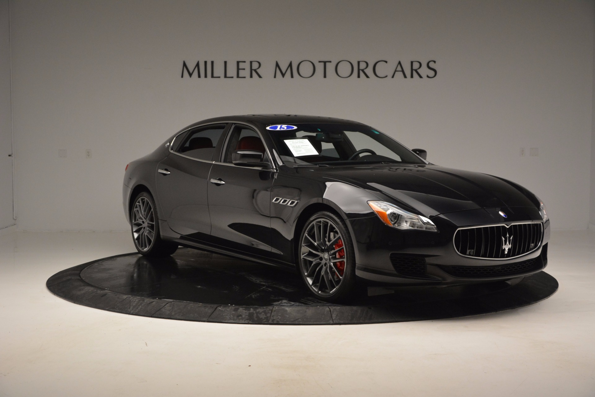 Used 2015 Maserati Quattroporte S Q4 For Sale In Greenwich, CT 809_p11