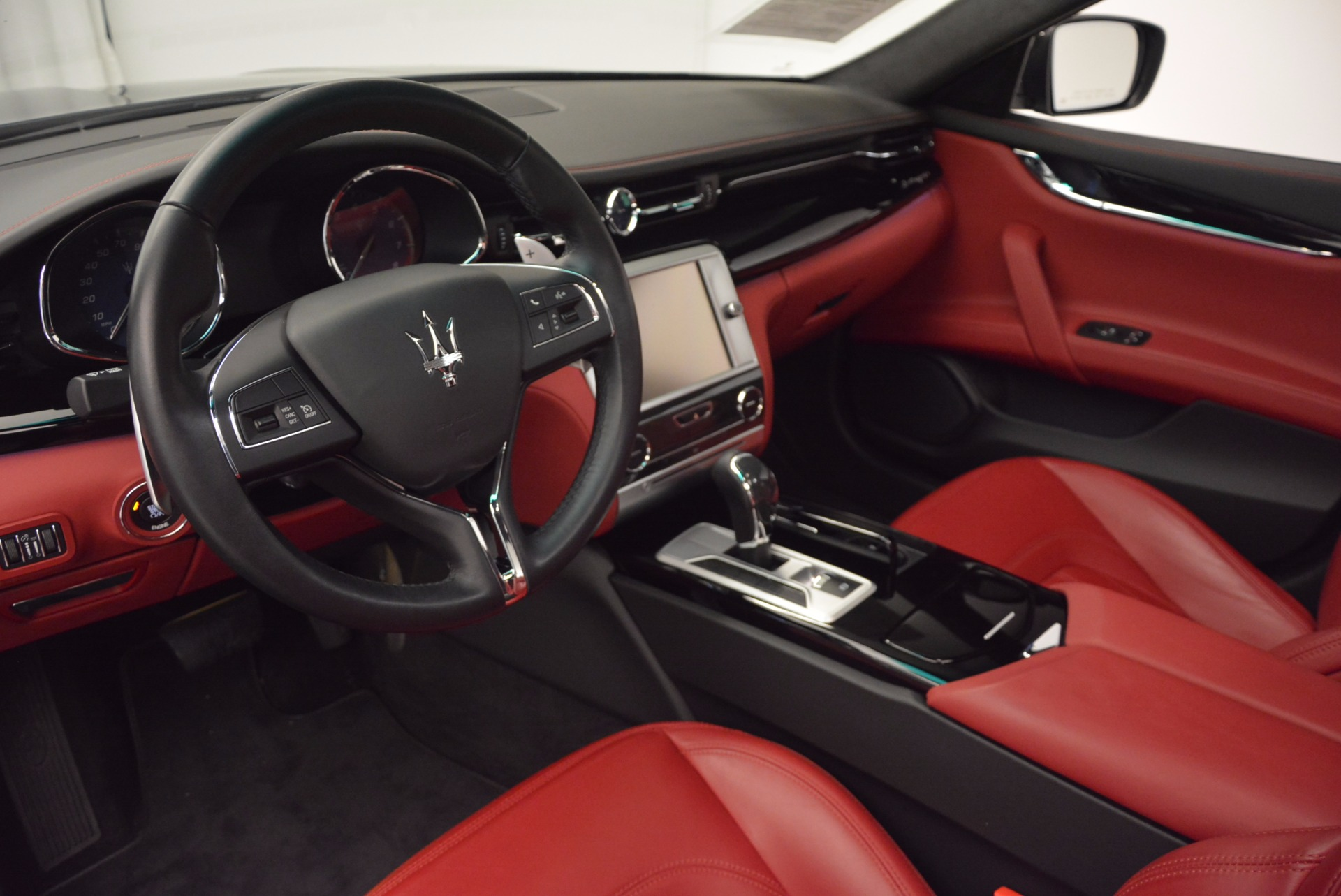 Used 2015 Maserati Quattroporte S Q4 For Sale In Greenwich, CT 809_p13