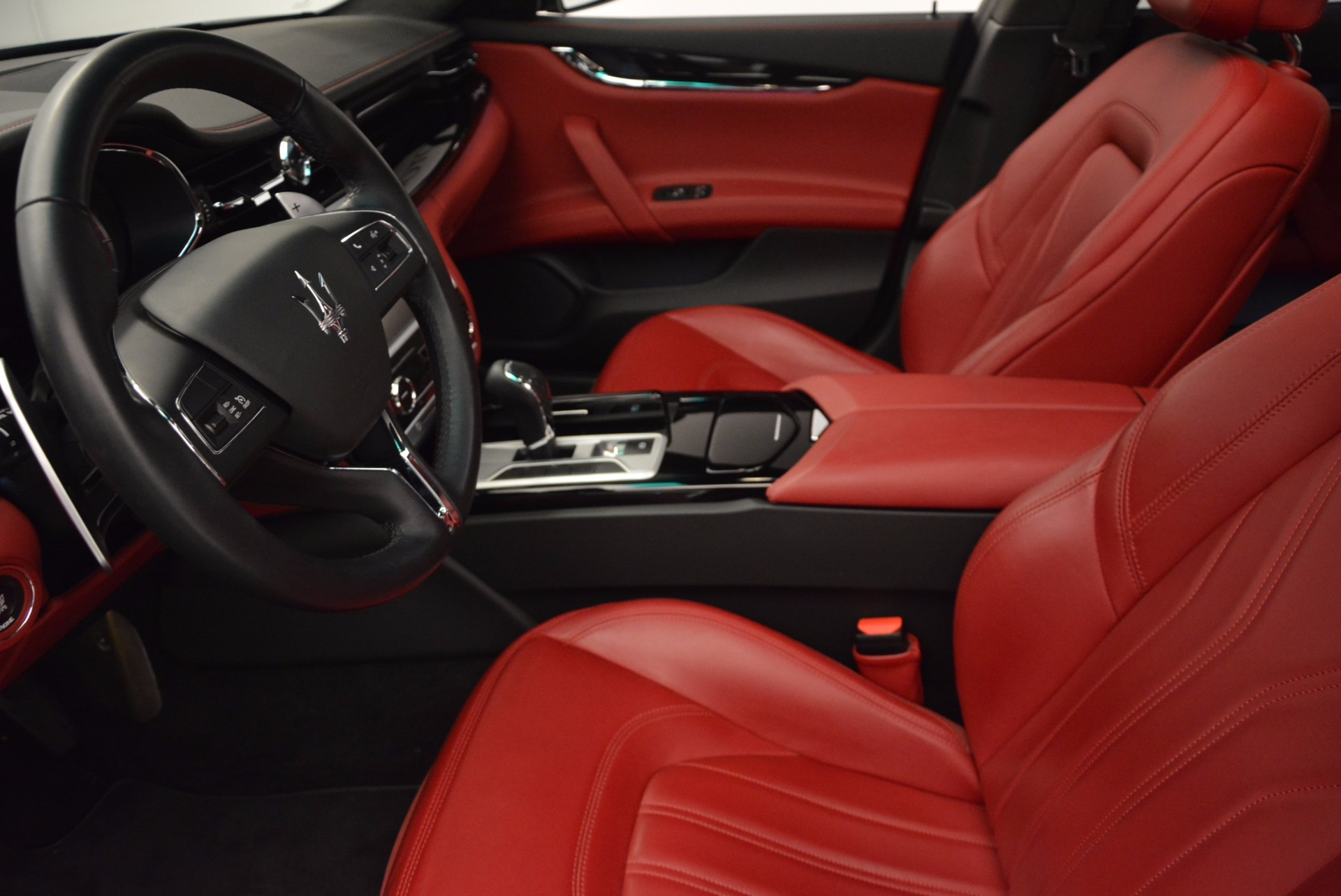 Used 2015 Maserati Quattroporte S Q4 For Sale In Greenwich, CT 809_p14