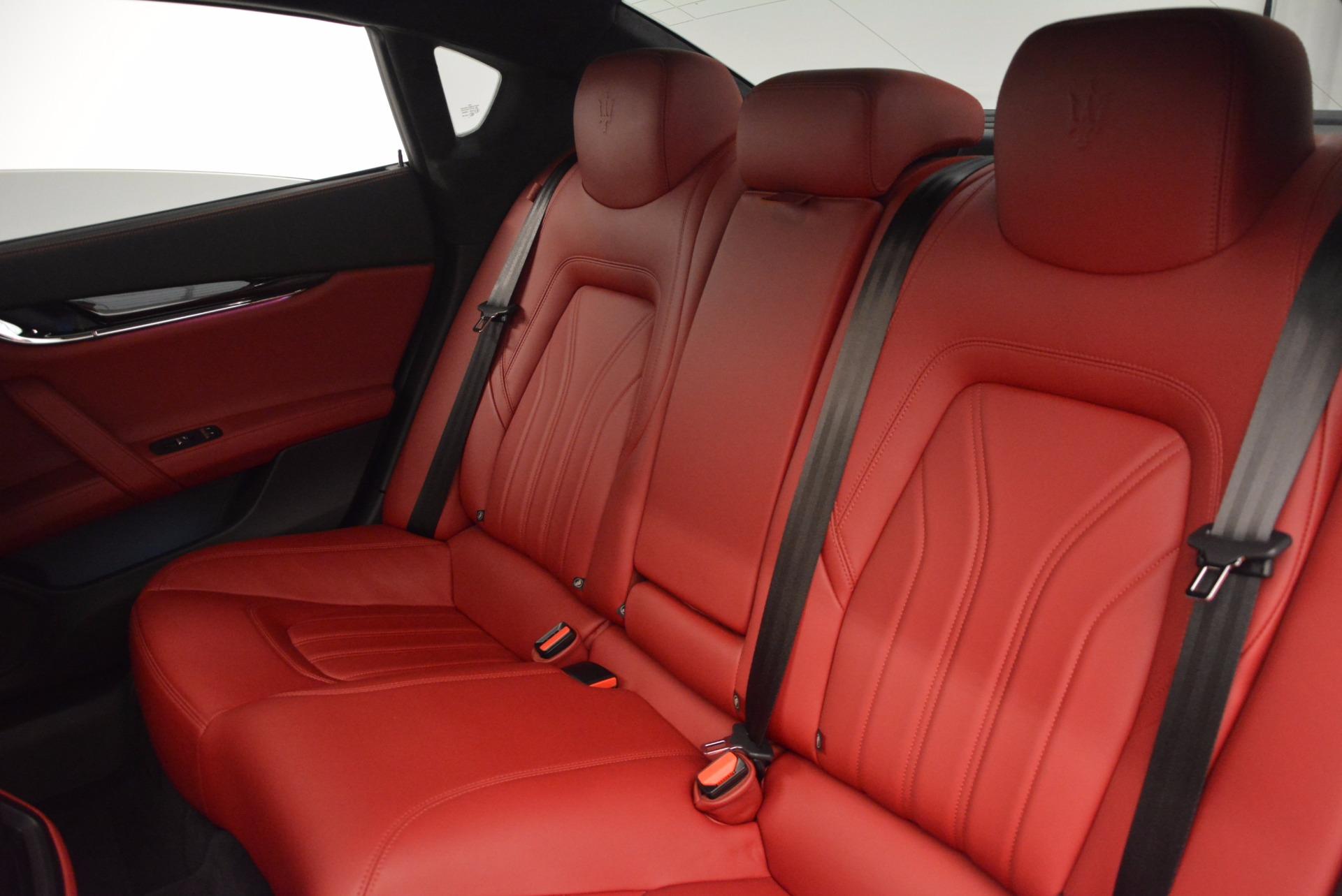Used 2015 Maserati Quattroporte S Q4 For Sale In Greenwich, CT 809_p17