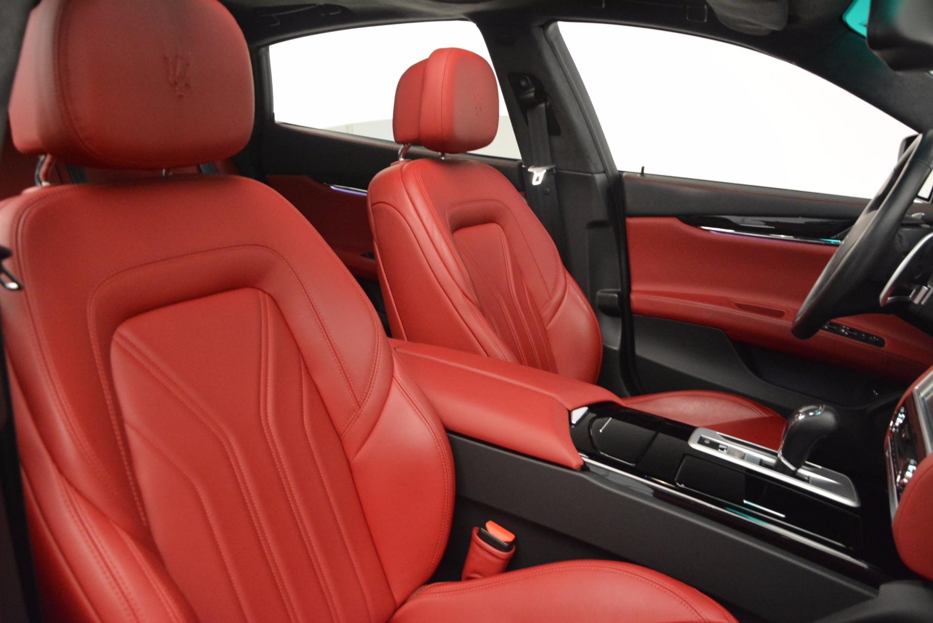 Used 2015 Maserati Quattroporte S Q4 For Sale In Greenwich, CT 809_p22