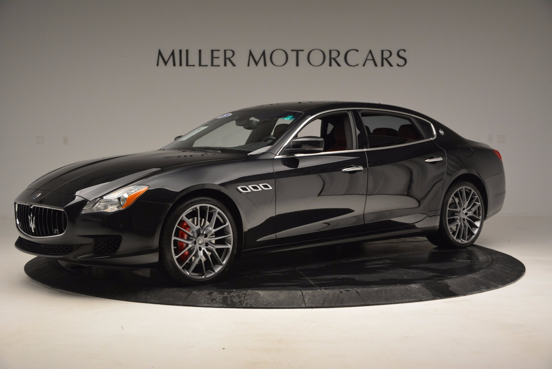 Used 2015 Maserati Quattroporte S Q4 For Sale In Greenwich, CT 809_p2