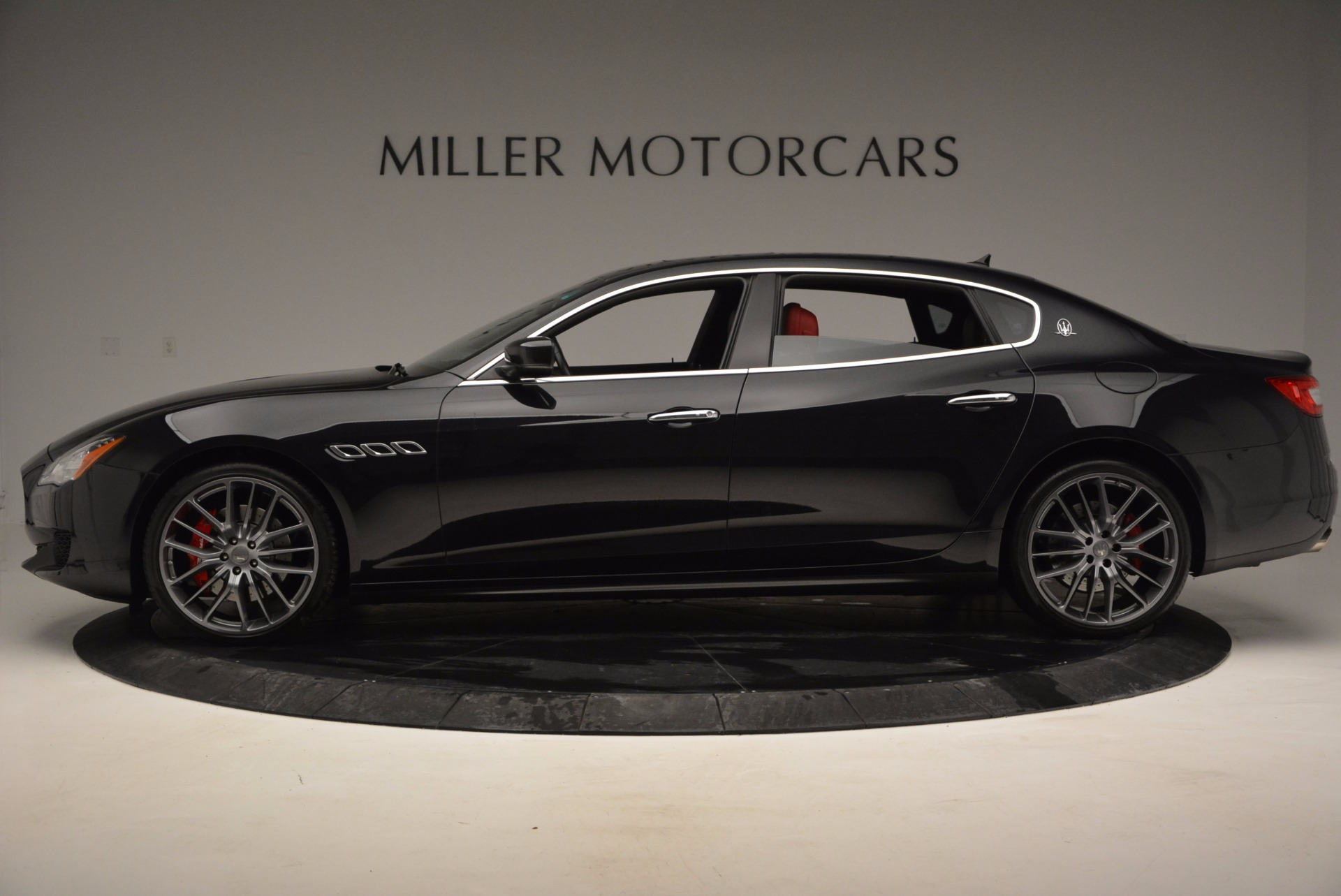 Used 2015 Maserati Quattroporte S Q4 For Sale In Greenwich, CT 809_p3
