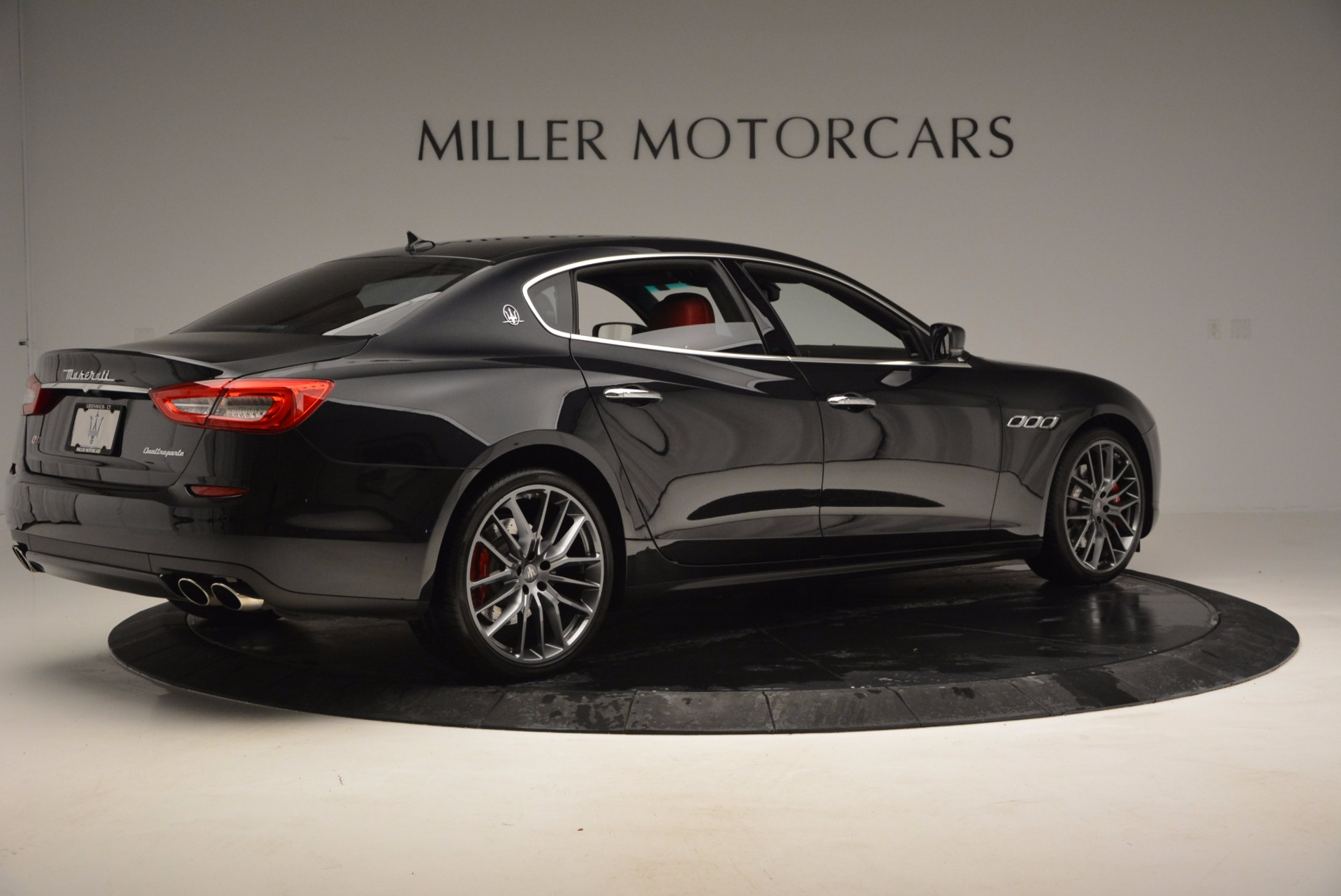 Used 2015 Maserati Quattroporte S Q4 For Sale In Greenwich, CT 809_p8