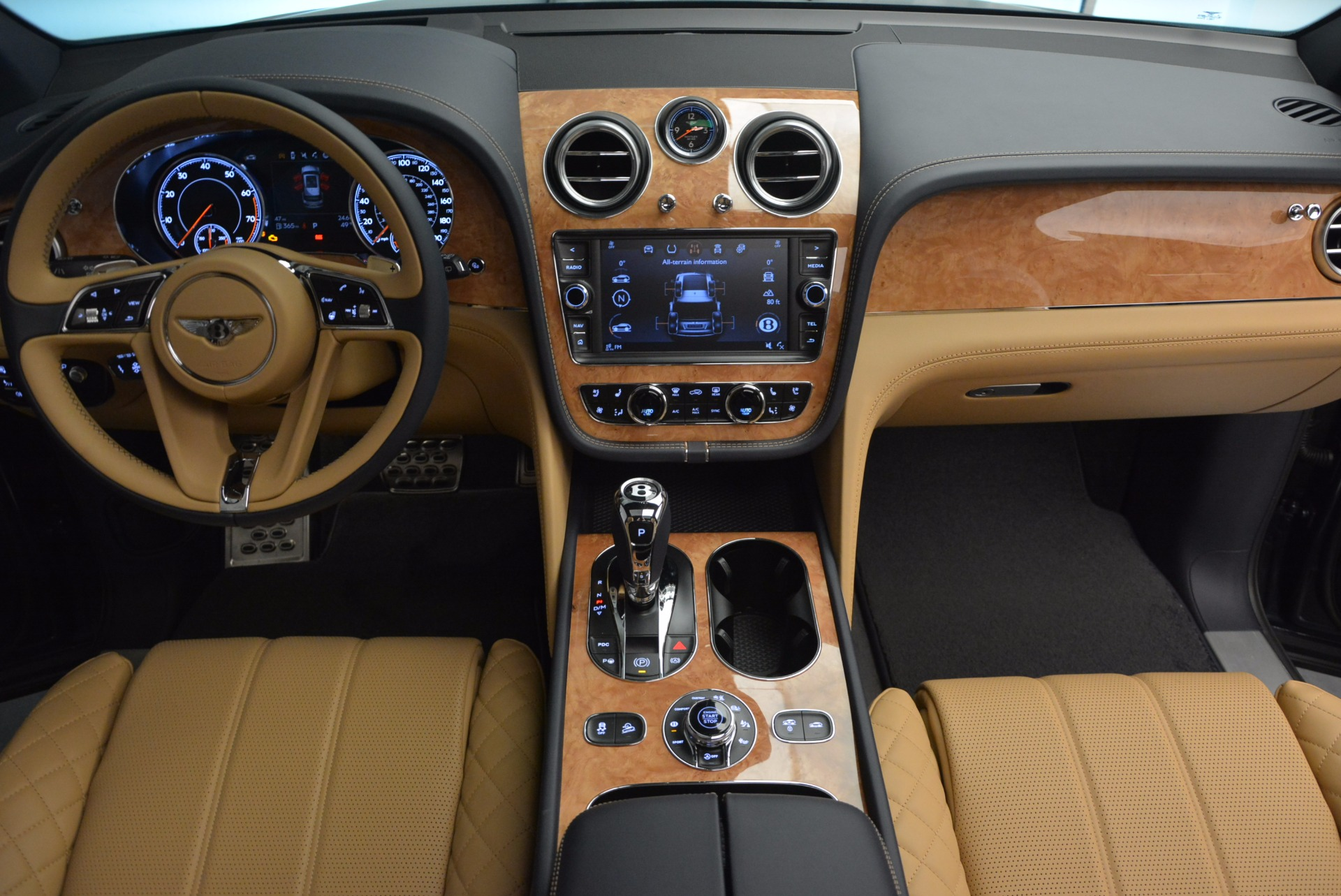 New 2017 Bentley Bentayga  For Sale In Greenwich, CT 810_p43