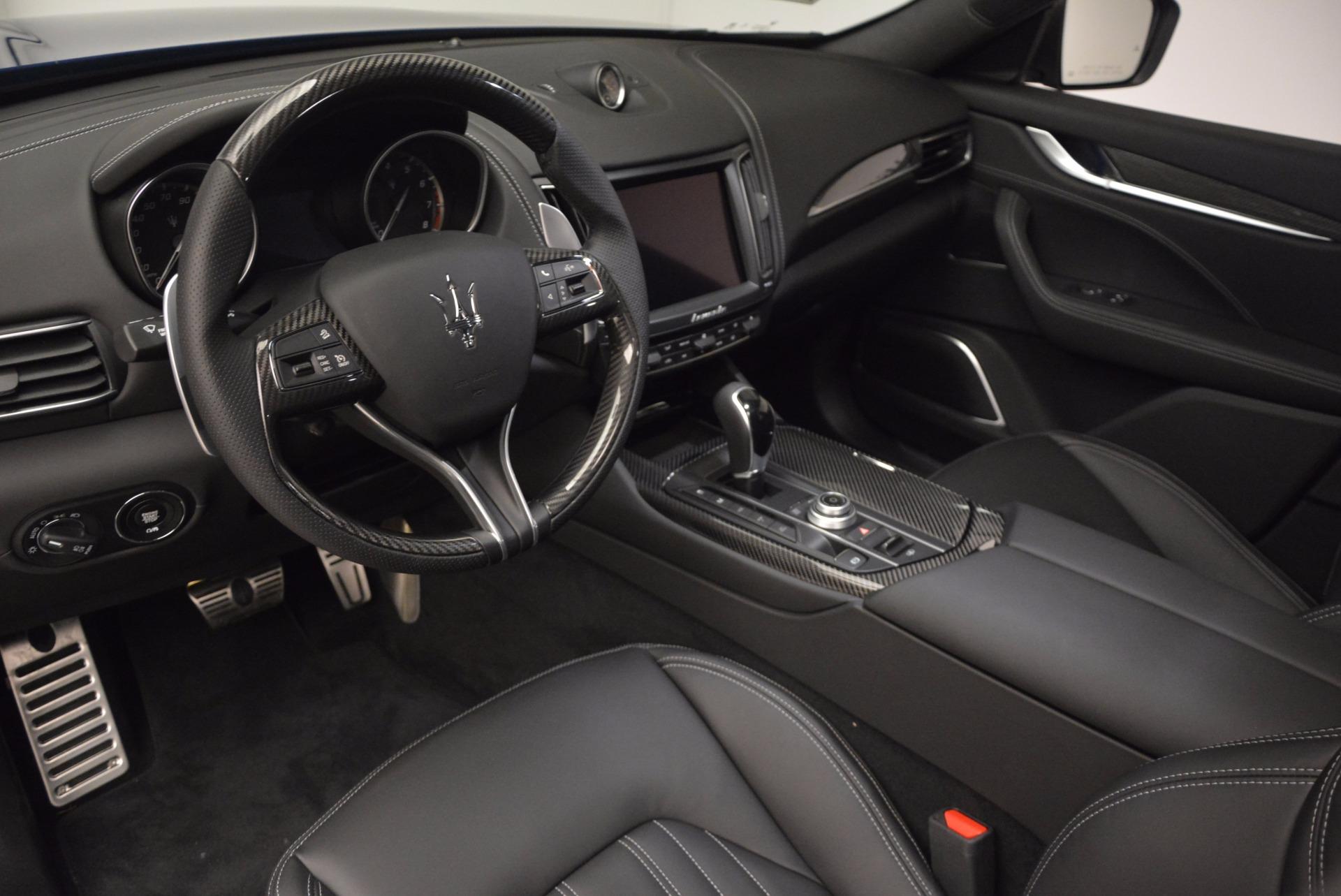 New 2017 Maserati Levante S Q4 For Sale In Greenwich, CT 811_p13