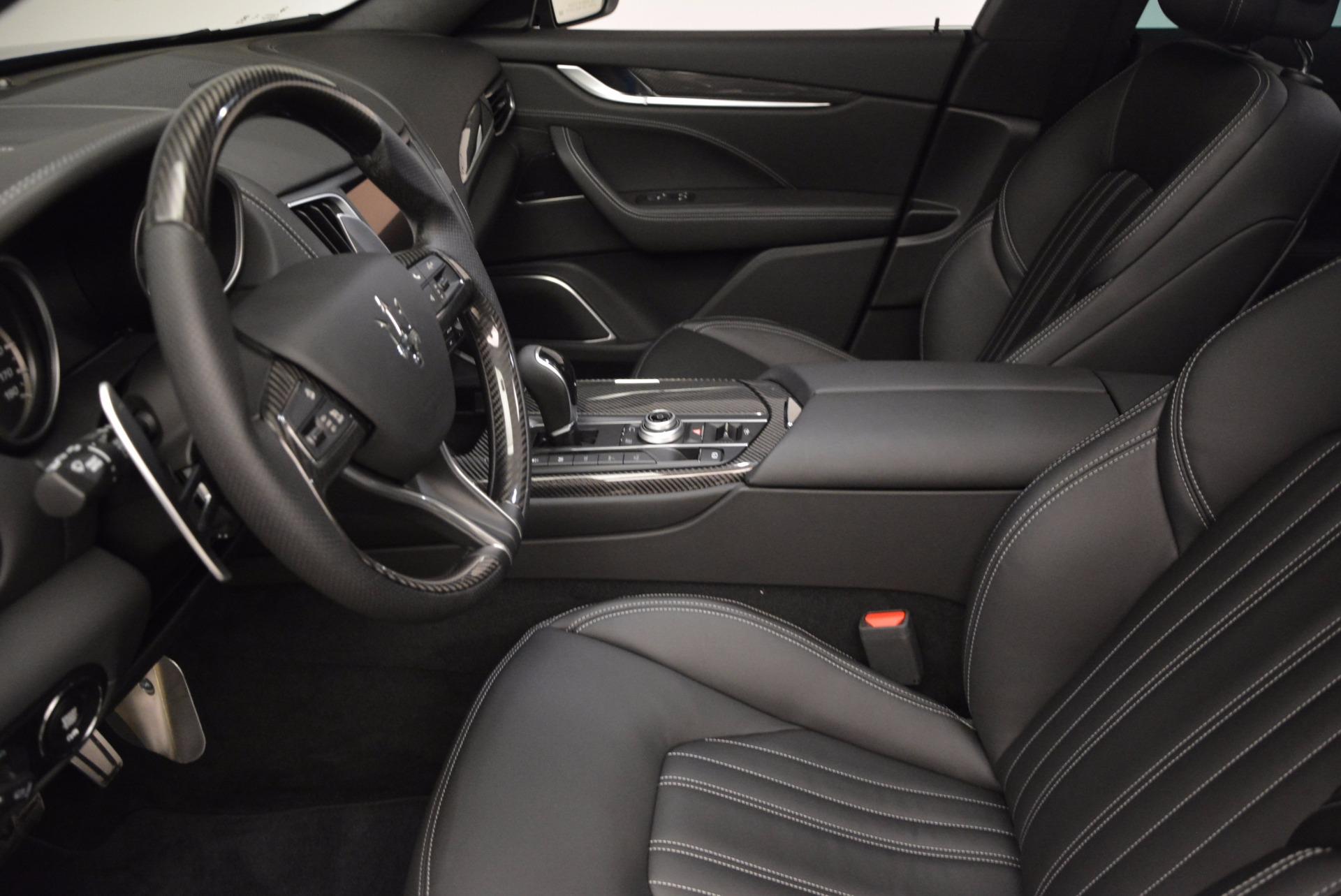 New 2017 Maserati Levante S Q4 For Sale In Greenwich, CT 811_p14