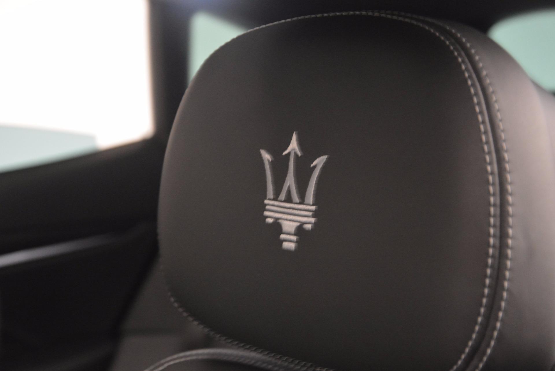 New 2017 Maserati Levante S Q4 For Sale In Greenwich, CT 811_p16