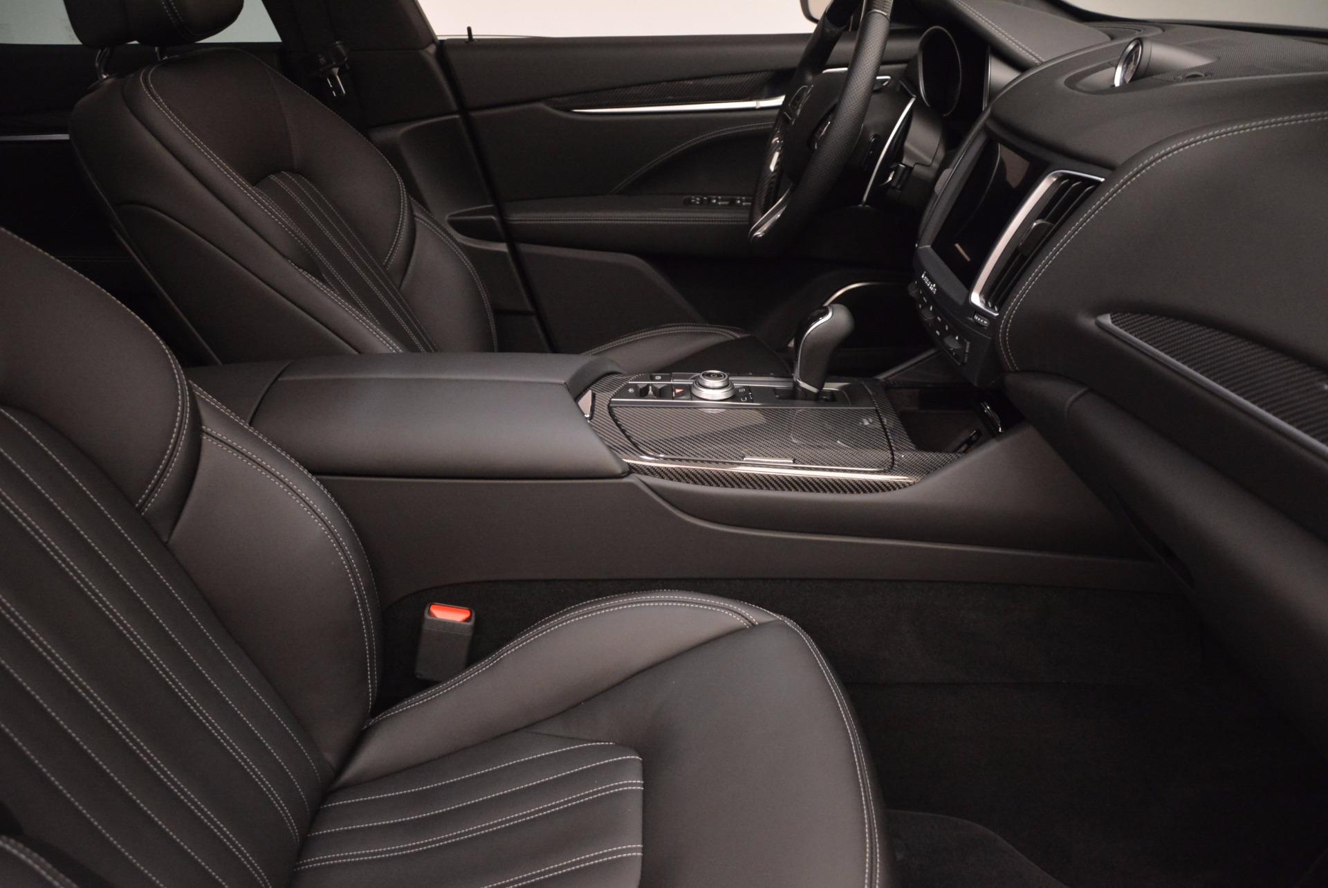 New 2017 Maserati Levante S Q4 For Sale In Greenwich, CT 811_p21