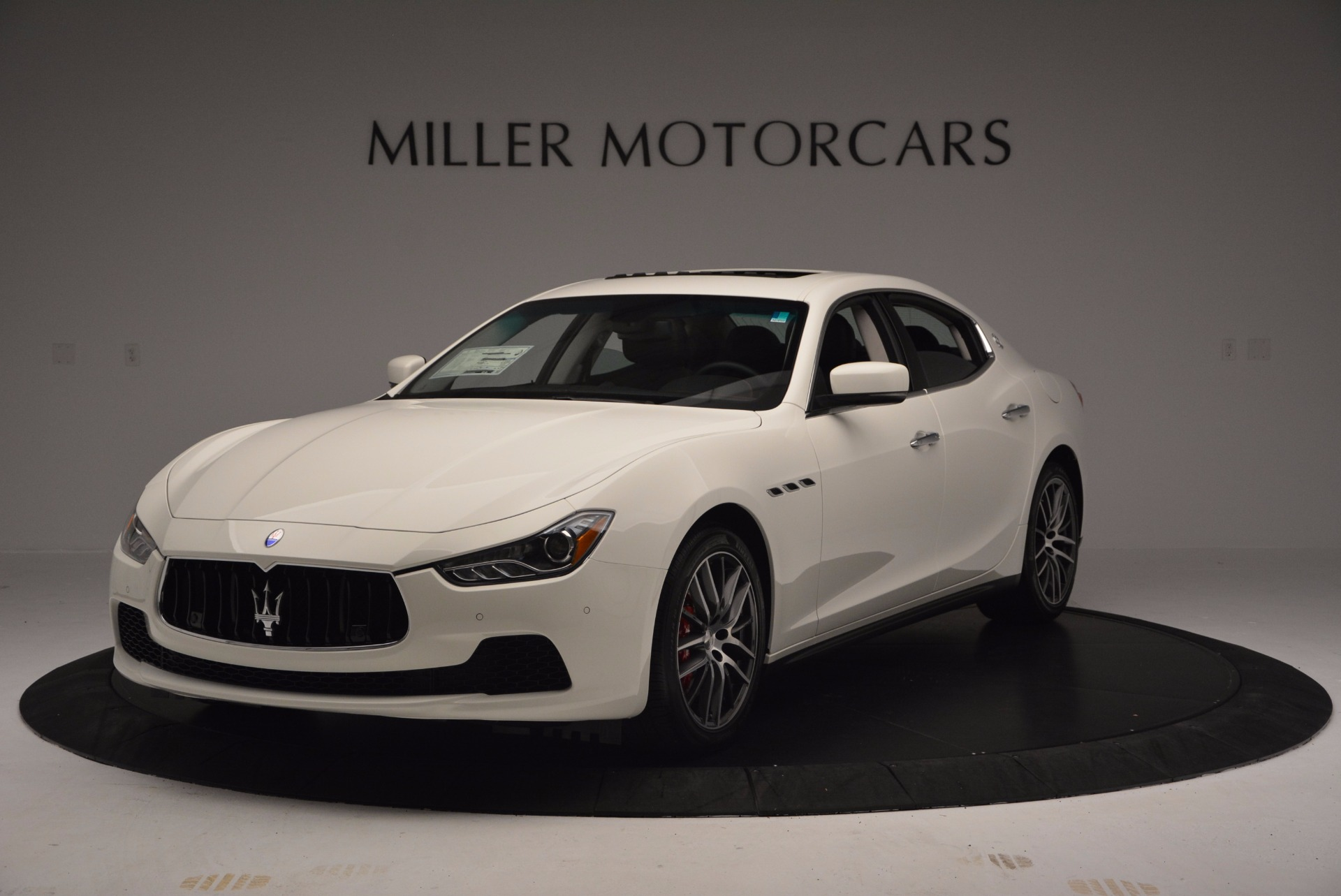 Used 2017 Maserati Ghibli S Q4 For Sale In Greenwich, CT 813_main