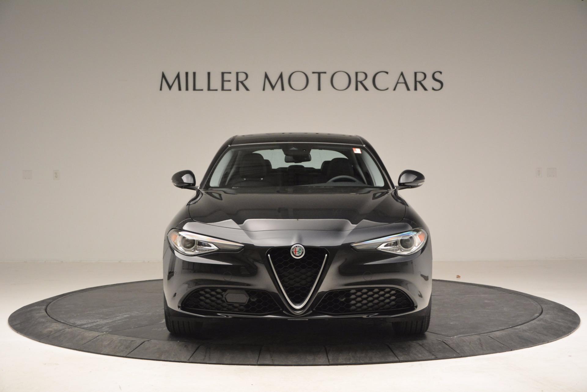 New 2017 Alfa Romeo Giulia Ti For Sale In Greenwich, CT 819_p12
