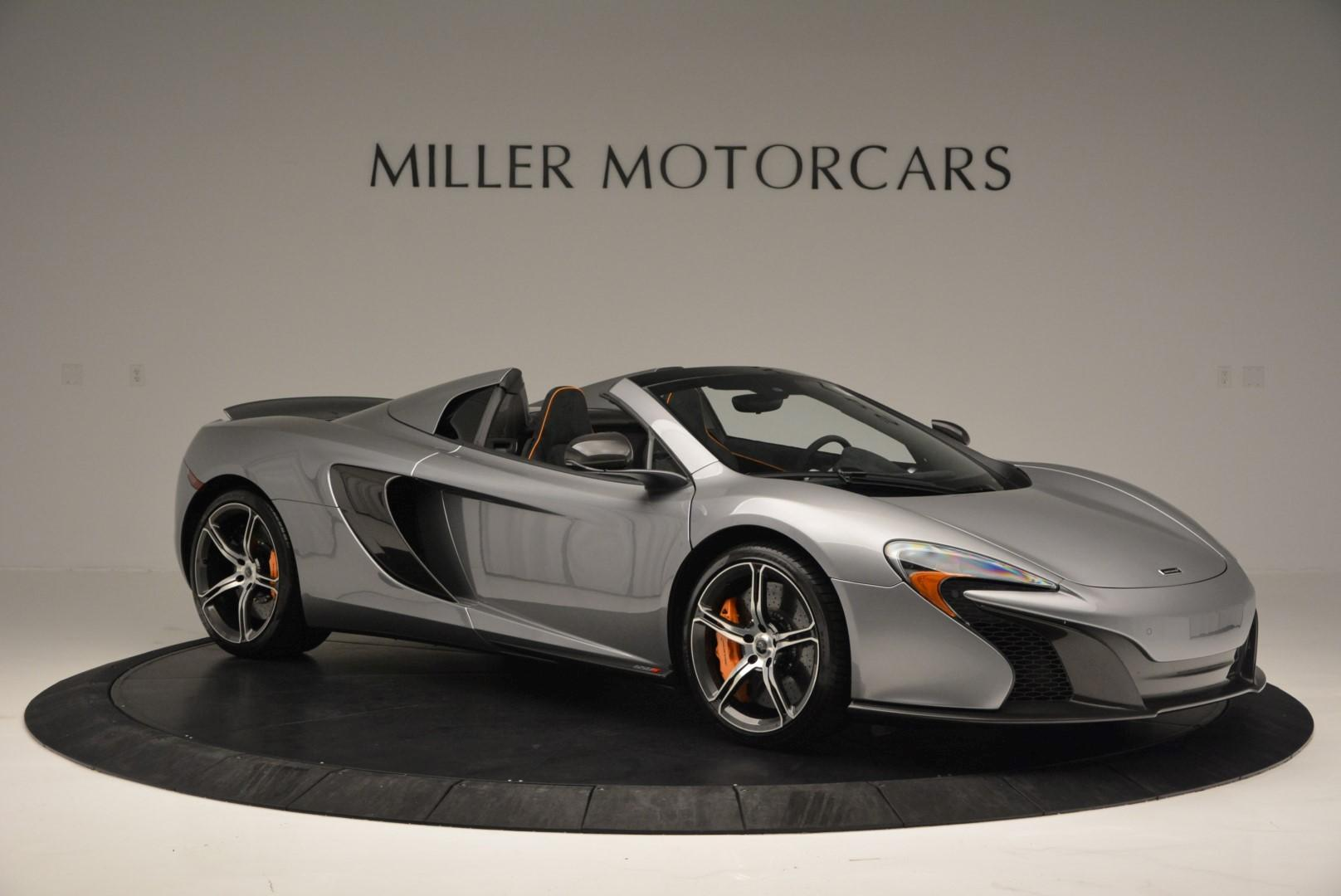 New 2016 McLaren 650S Spider  For Sale In Greenwich, CT 82_p10