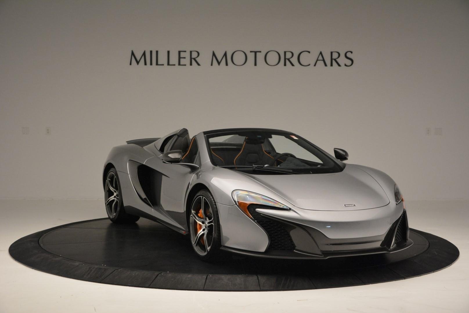 New 2016 McLaren 650S Spider  For Sale In Greenwich, CT 82_p11