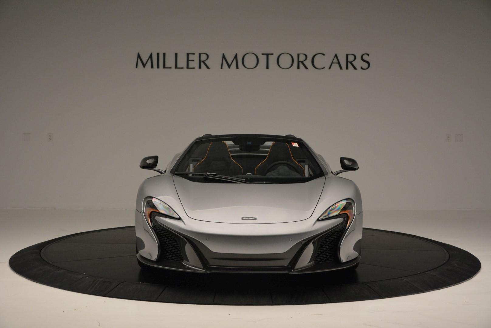 New 2016 McLaren 650S Spider  For Sale In Greenwich, CT 82_p12