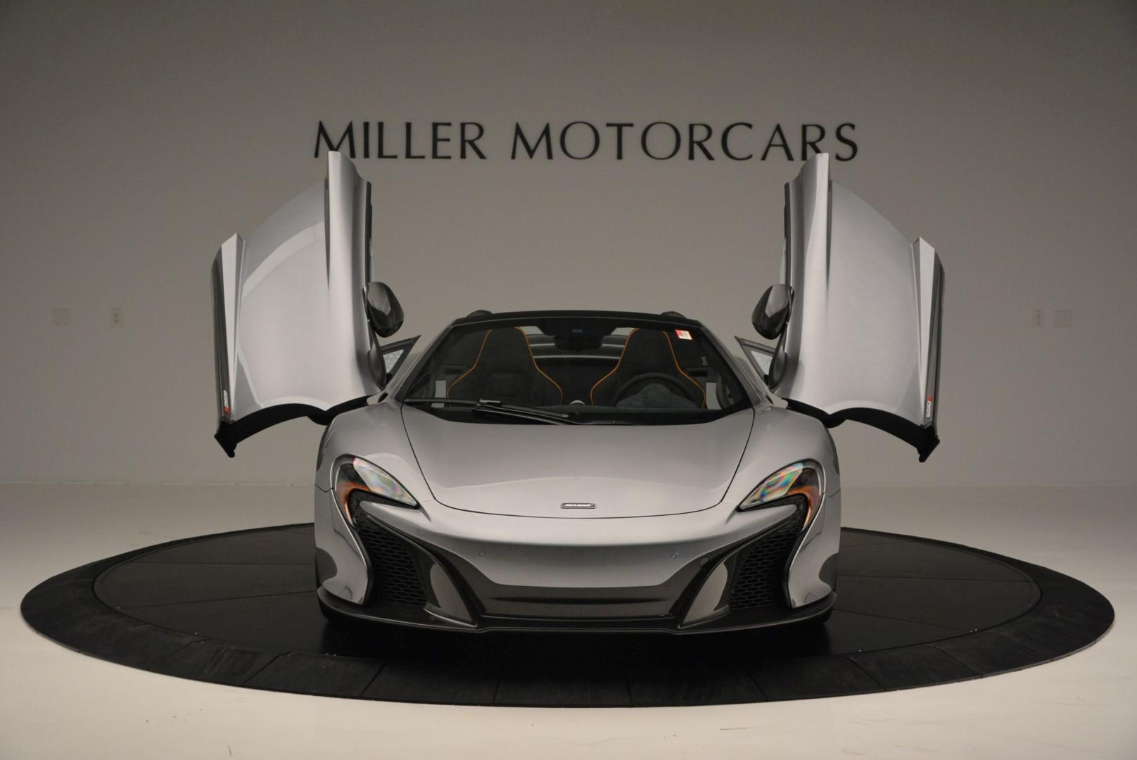 Used 2016 McLaren 650S Convertible For Sale In Greenwich, CT 82_p13