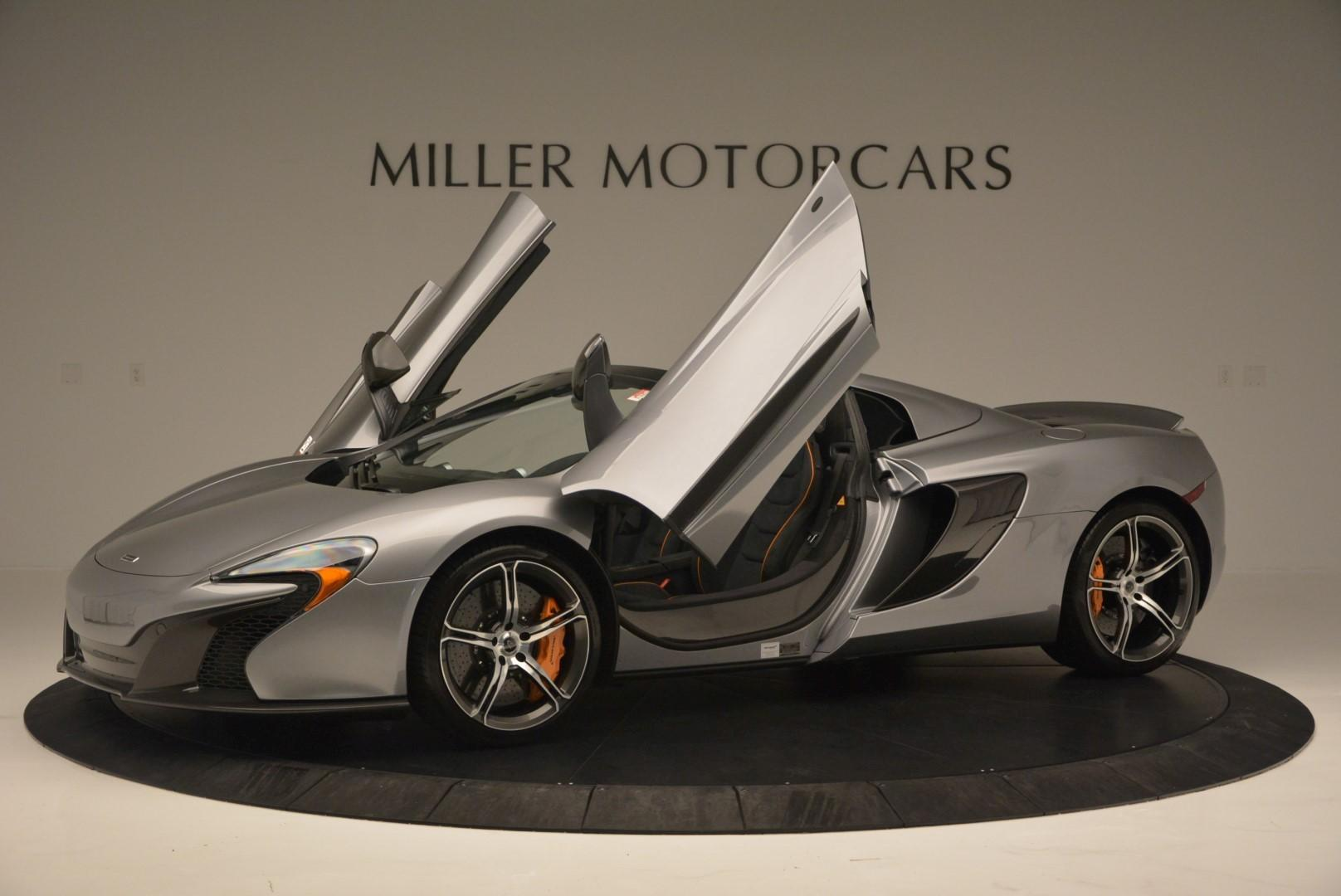 New 2016 McLaren 650S Spider  For Sale In Greenwich, CT 82_p14