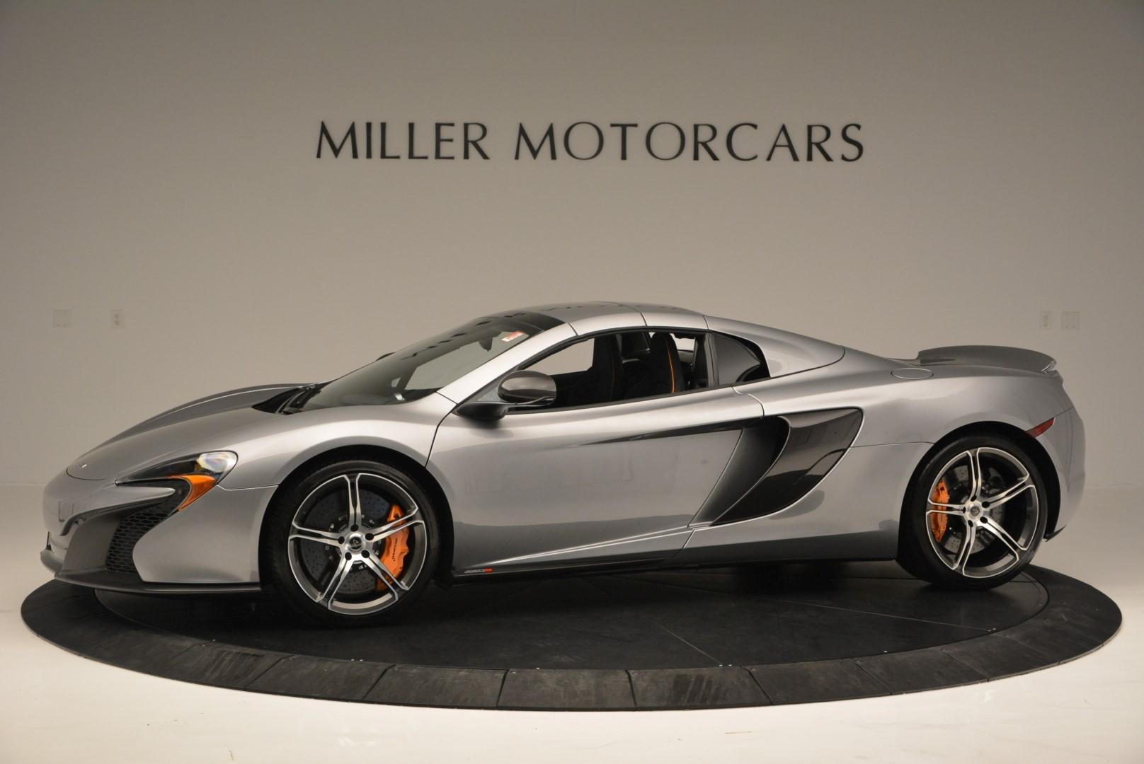 New 2016 McLaren 650S Spider  For Sale In Greenwich, CT 82_p15