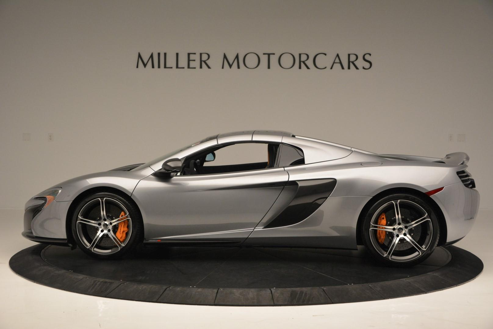 New 2016 McLaren 650S Spider  For Sale In Greenwich, CT 82_p16