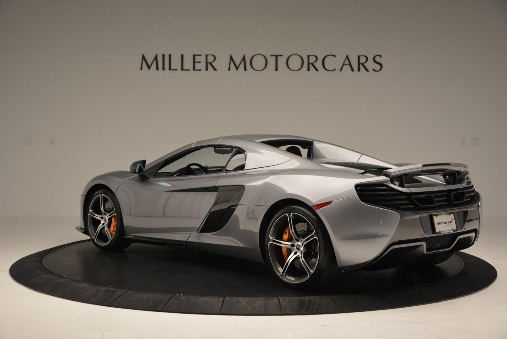 New 2016 McLaren 650S Spider  For Sale In Greenwich, CT 82_p17