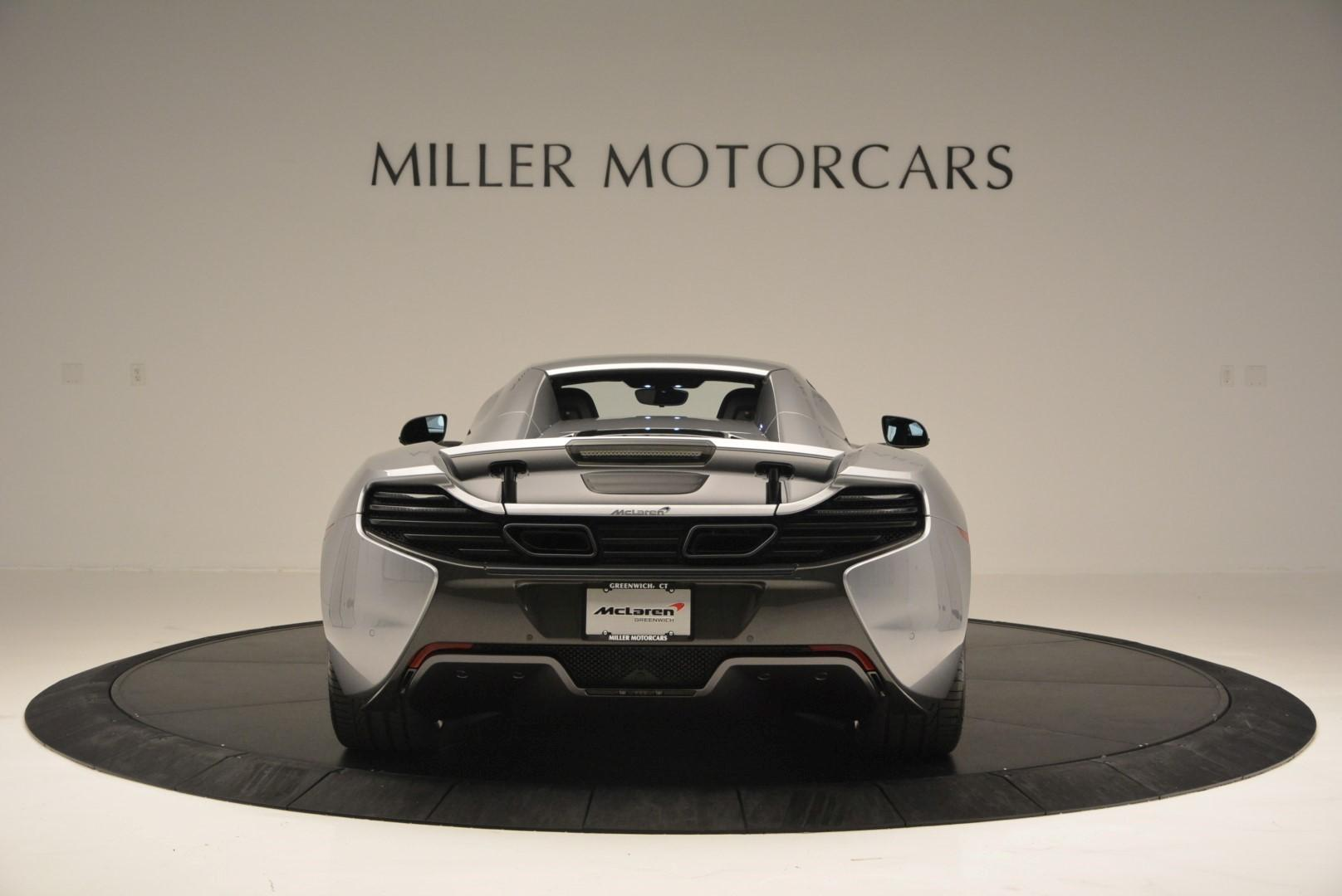 Used 2016 McLaren 650S Convertible For Sale In Greenwich, CT 82_p18