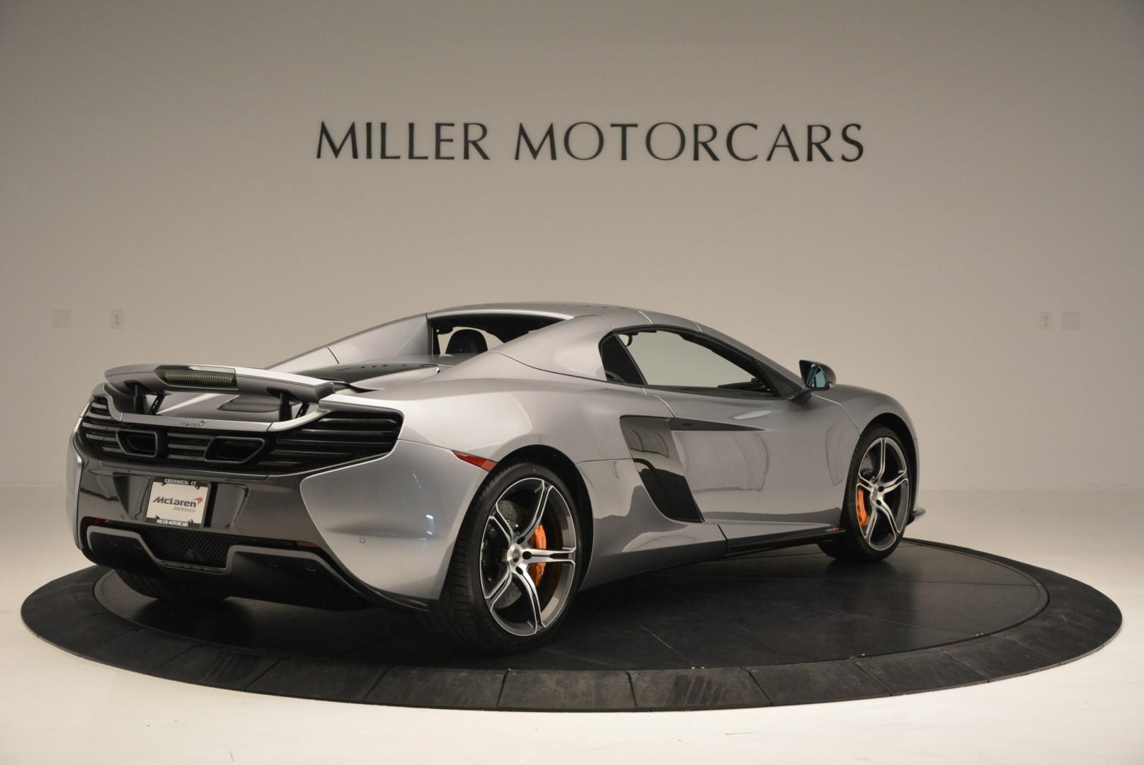 Used 2016 McLaren 650S Convertible For Sale In Greenwich, CT 82_p19