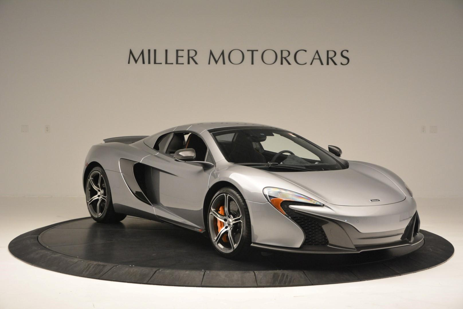 Used 2016 McLaren 650S Convertible For Sale In Greenwich, CT 82_p20