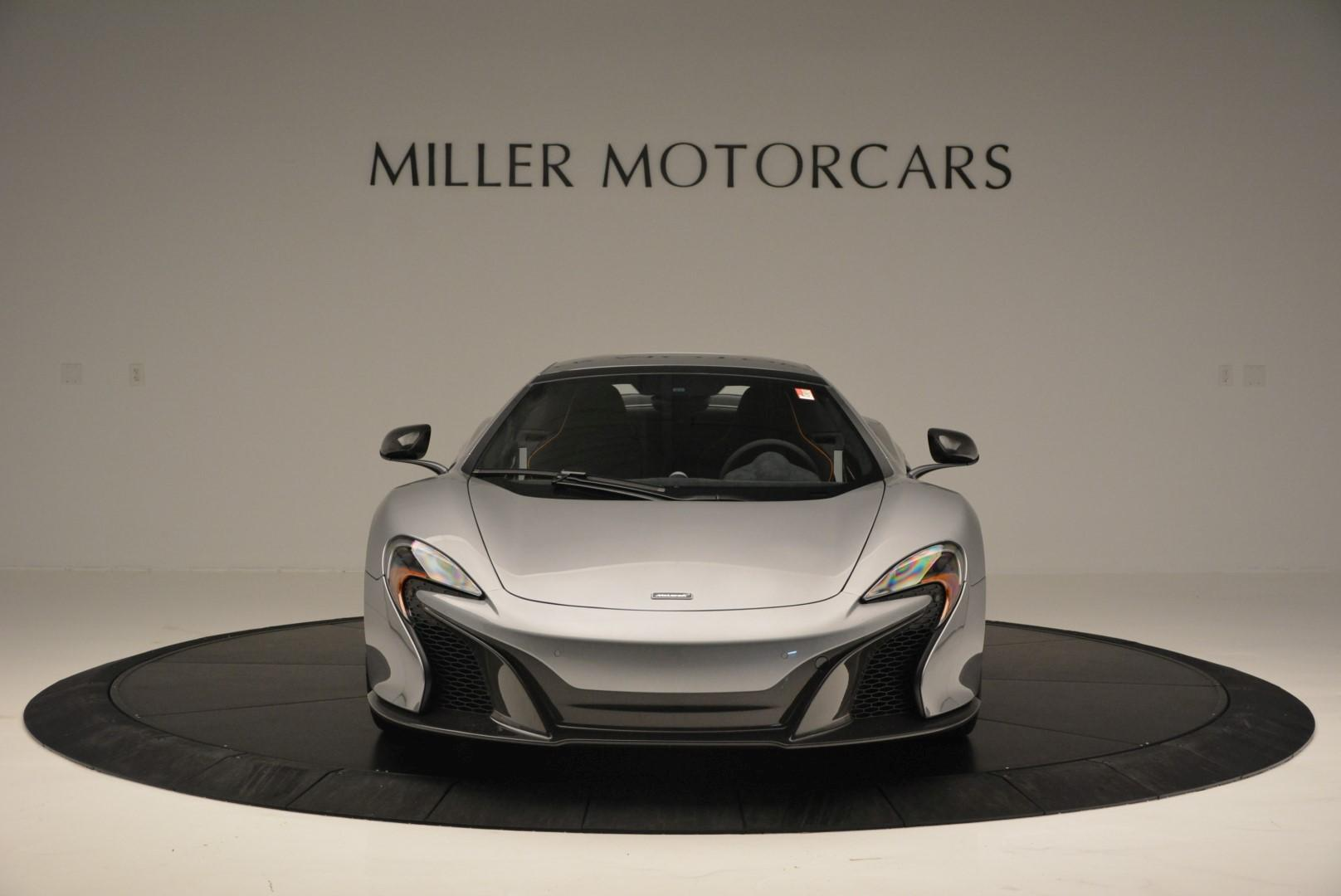 Used 2016 McLaren 650S Convertible For Sale In Greenwich, CT 82_p21