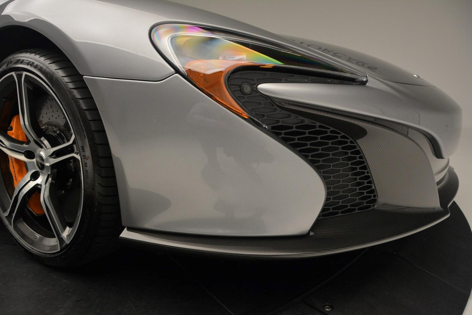 Used 2016 McLaren 650S Convertible For Sale In Greenwich, CT 82_p29