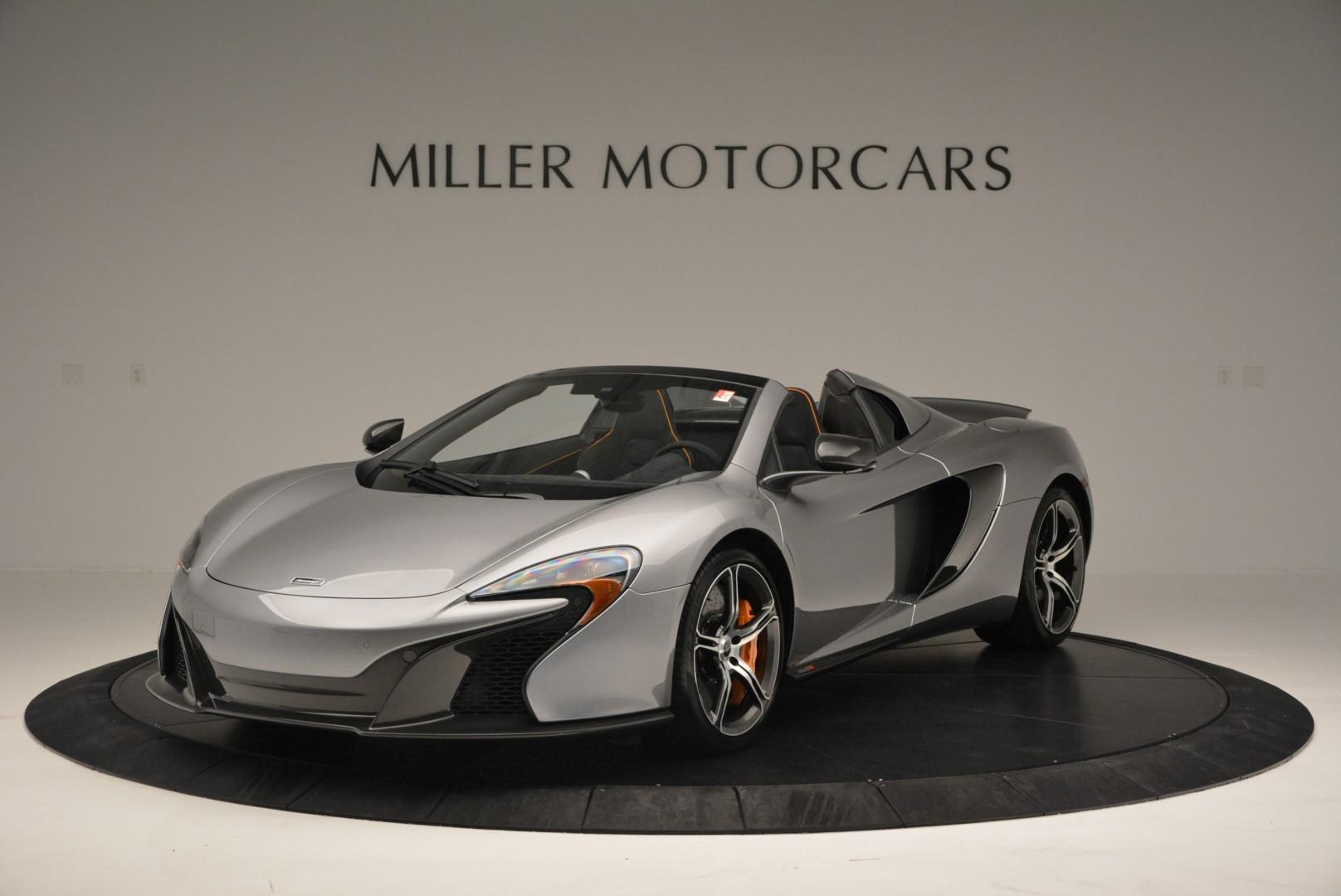 New 2016 McLaren 650S Spider  For Sale In Greenwich, CT 82_p2