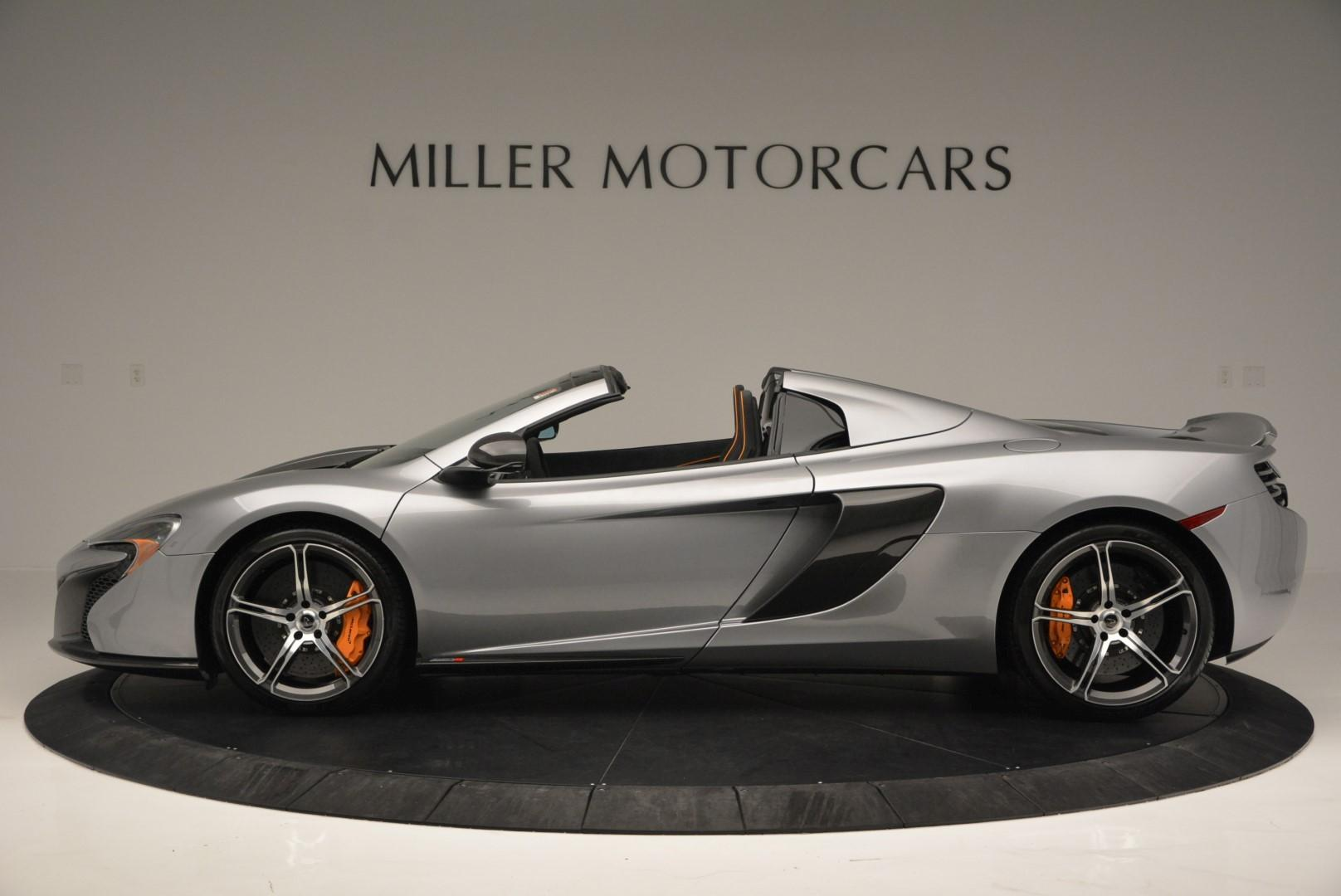 New 2016 McLaren 650S Spider  For Sale In Greenwich, CT 82_p3