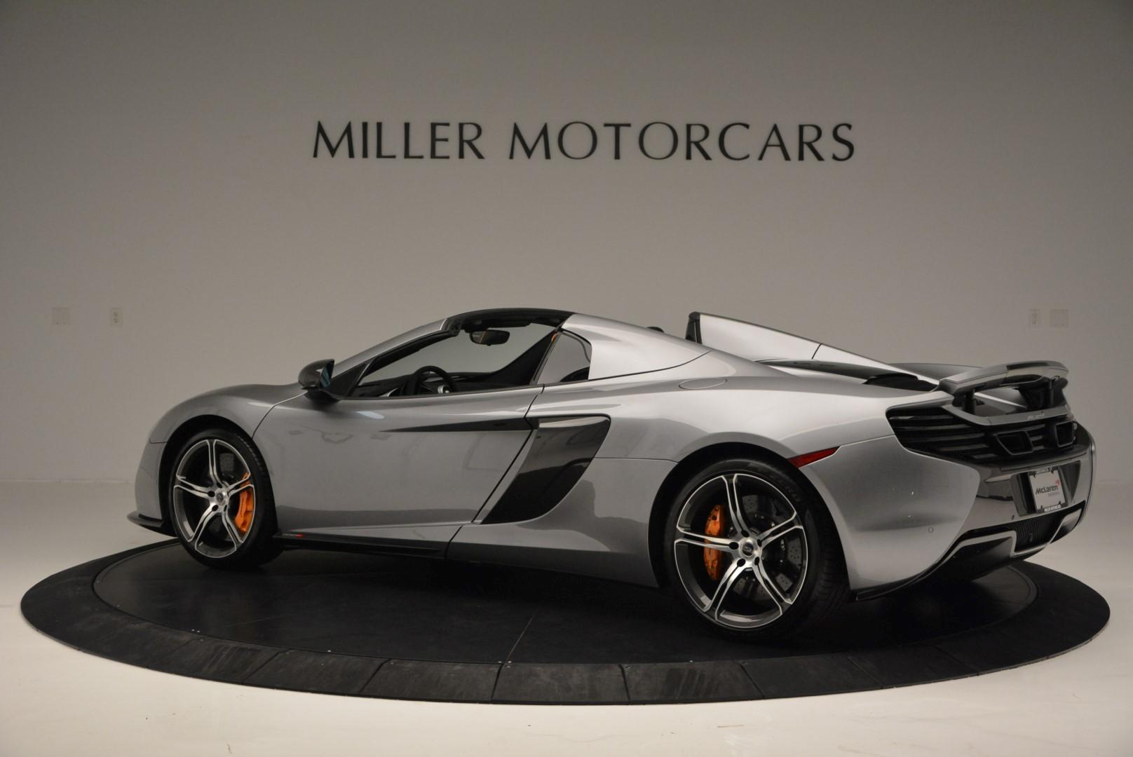 New 2016 McLaren 650S Spider  For Sale In Greenwich, CT 82_p4