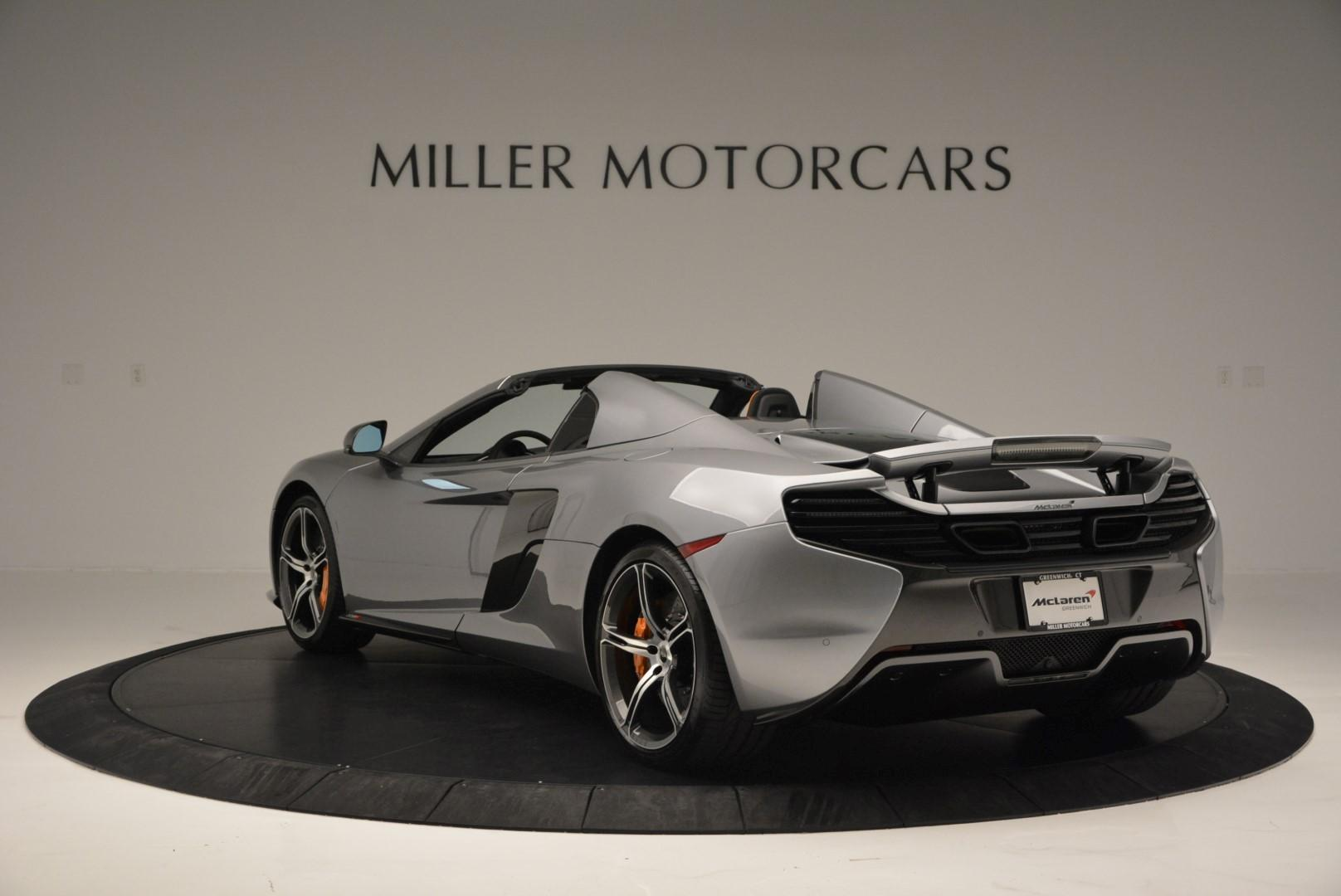 New 2016 McLaren 650S Spider  For Sale In Greenwich, CT 82_p5
