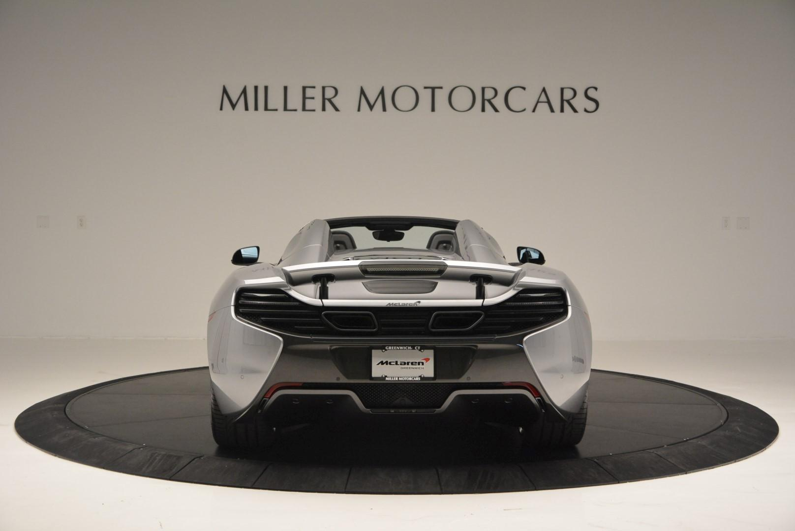New 2016 McLaren 650S Spider  For Sale In Greenwich, CT 82_p6