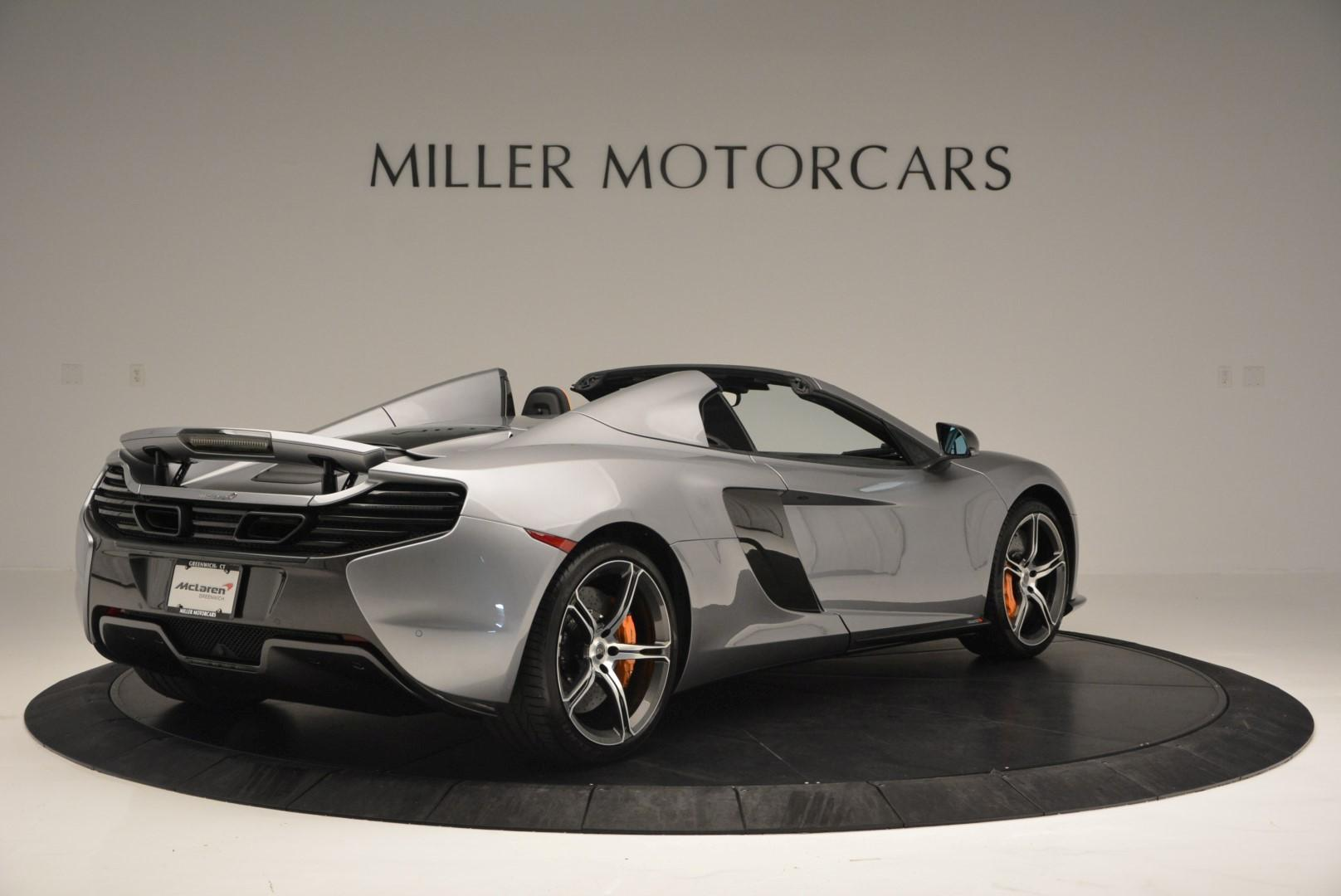 New 2016 McLaren 650S Spider  For Sale In Greenwich, CT 82_p7