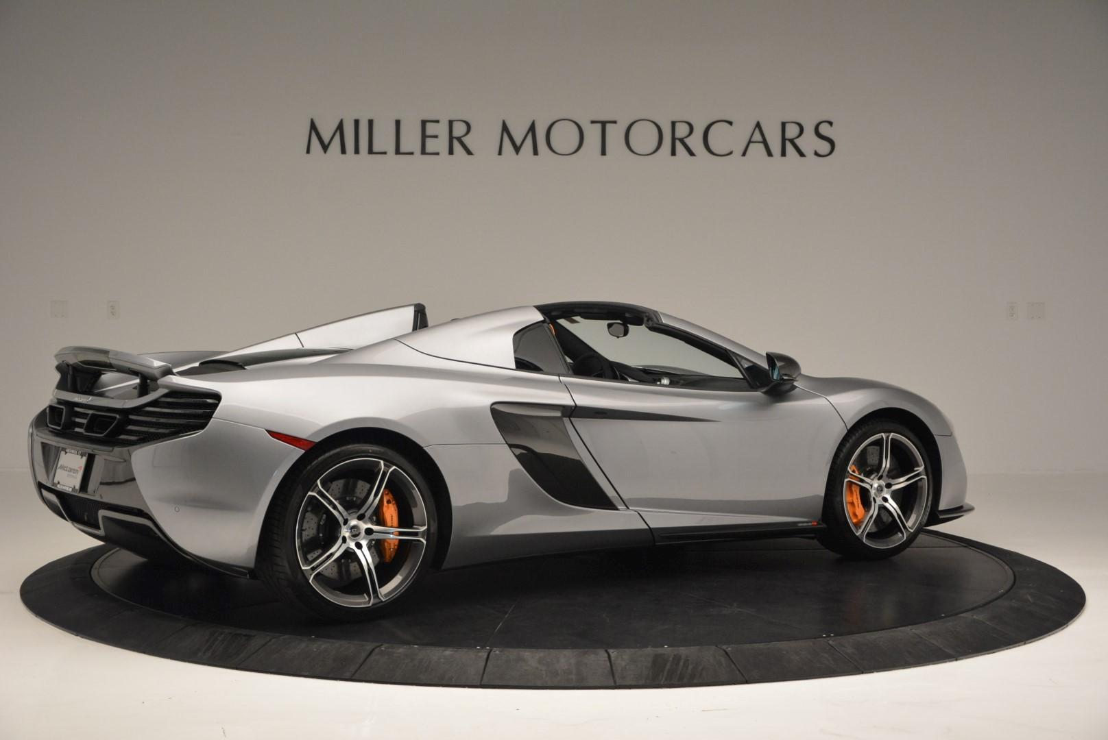 New 2016 McLaren 650S Spider  For Sale In Greenwich, CT 82_p8