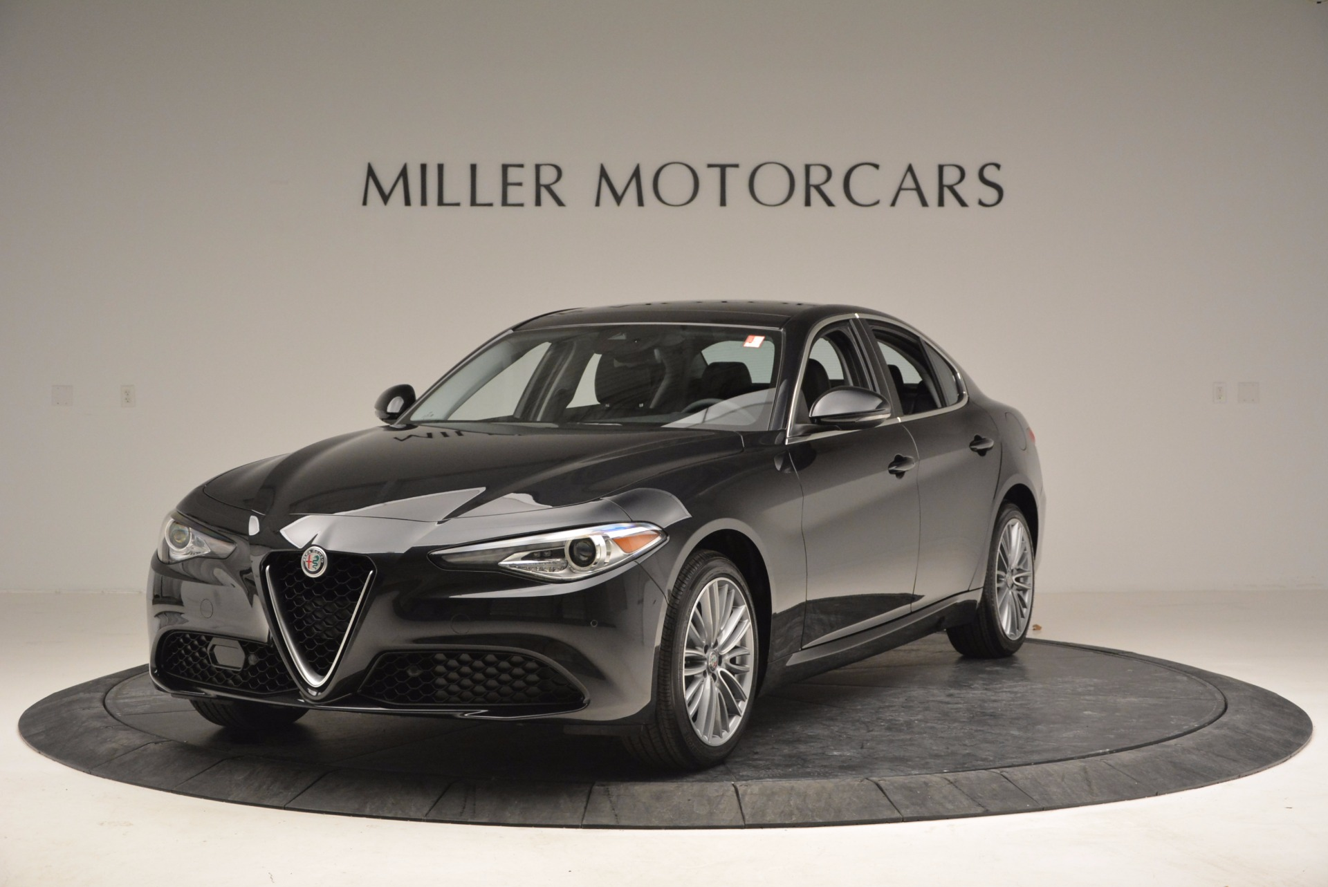 New 2017 Alfa Romeo Giulia Ti For Sale In Greenwich, CT 820_main