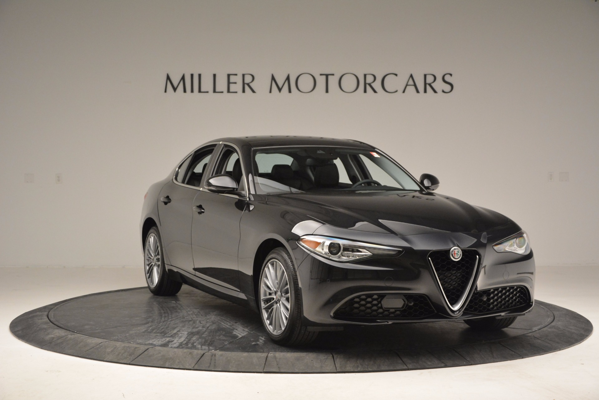New 2017 Alfa Romeo Giulia Ti For Sale In Greenwich, CT 820_p12